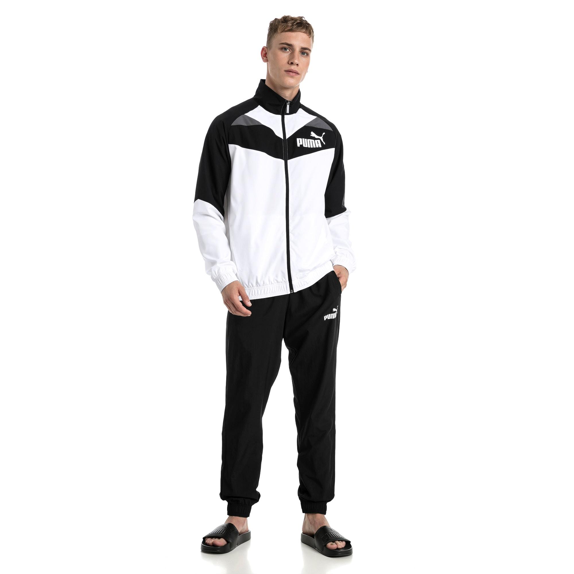 Herren Iconic Gewebter Trainingsanzug | PUMA Sale | PUMA