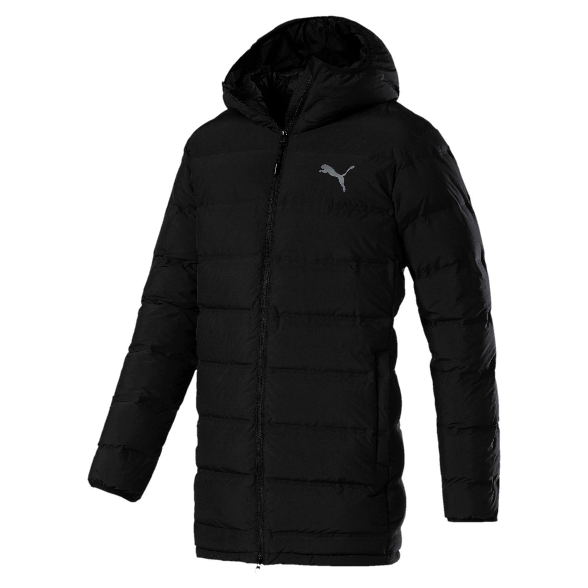 Thumbnail 4 of Herren Downguard 600 Daunenjacke, Puma Black, medium