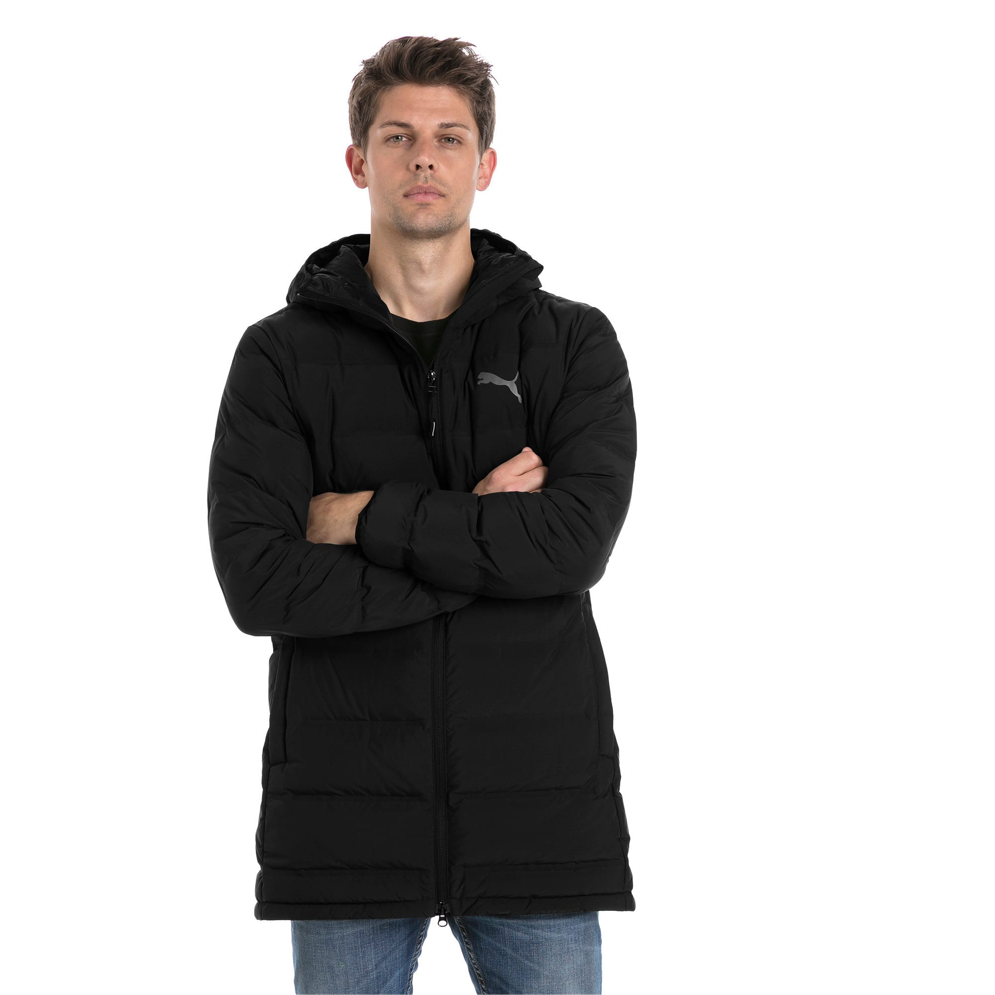 Thumbnail 1 of Herren Downguard 600 Daunenjacke, Puma Black, medium