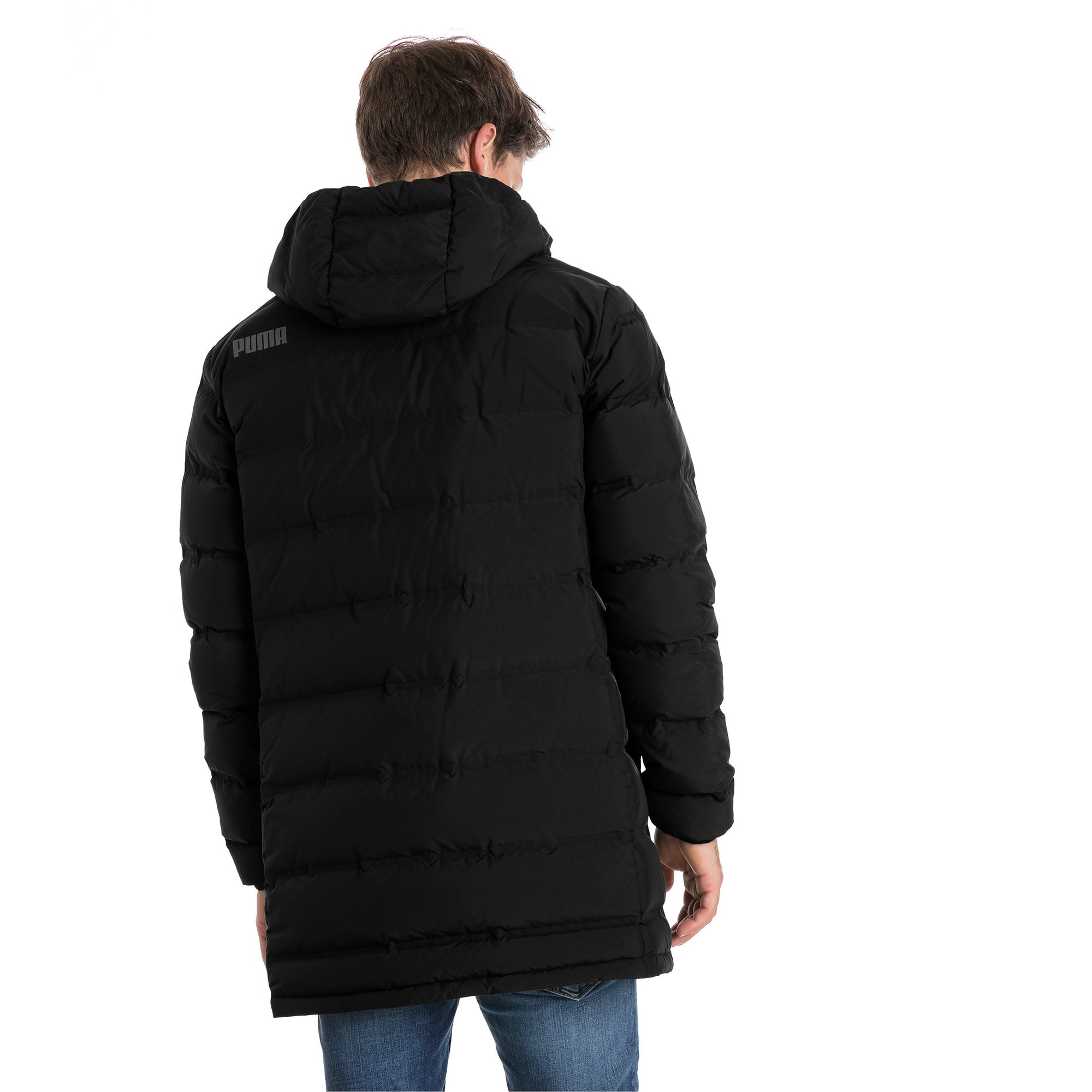 Thumbnail 2 of Herren Downguard 600 Daunenjacke, Puma Black, medium