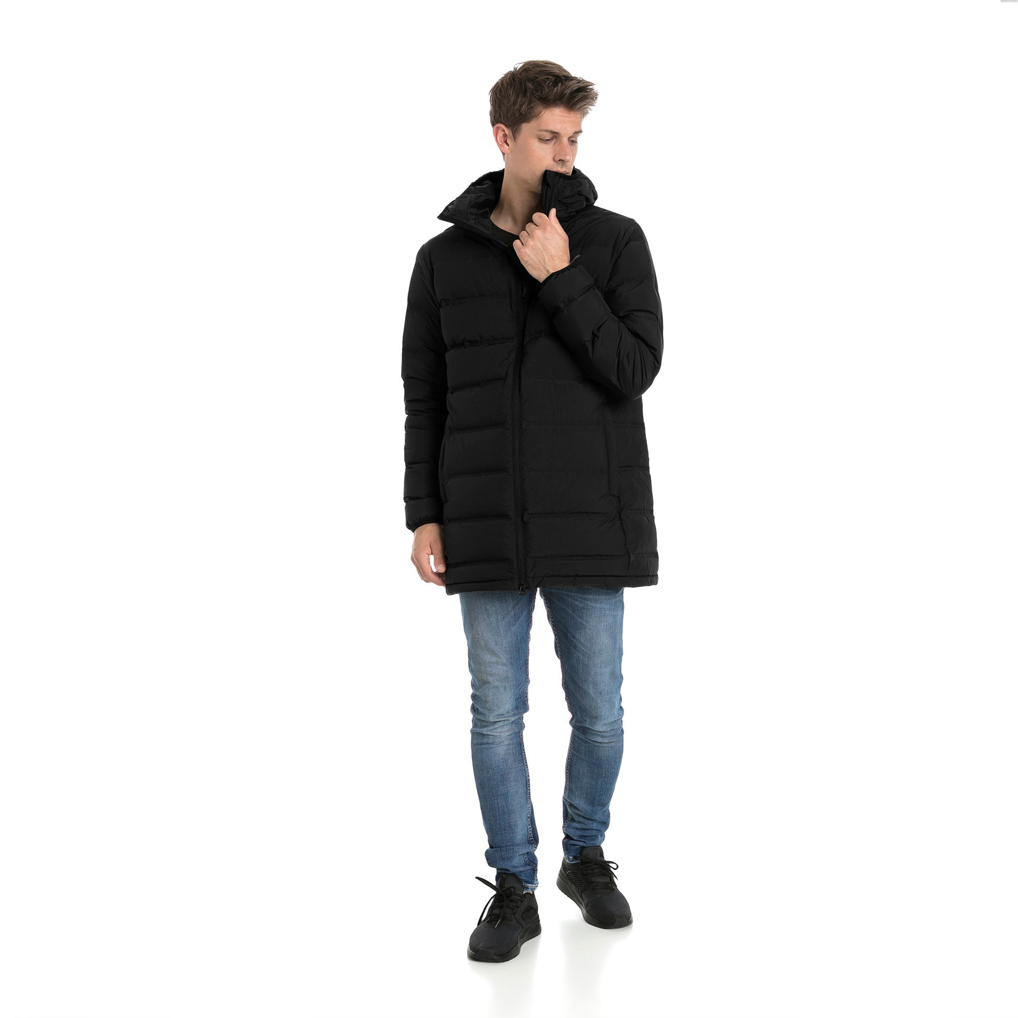 Thumbnail 3 of Herren Downguard 600 Daunenjacke, Puma Black, medium
