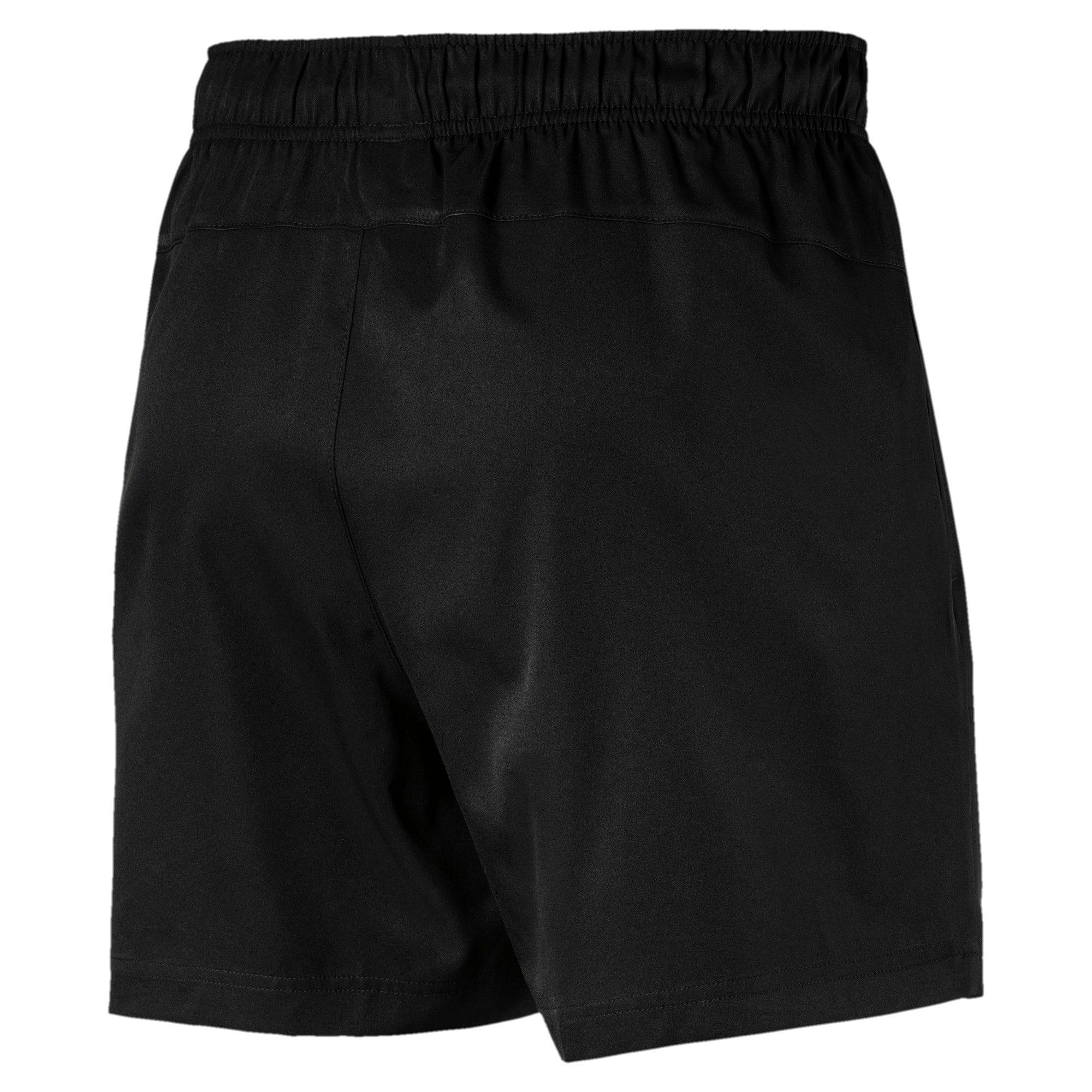 "Thumbnail 5 of Active Woven 5"" Men's Training Shorts, Puma Black, medium"
