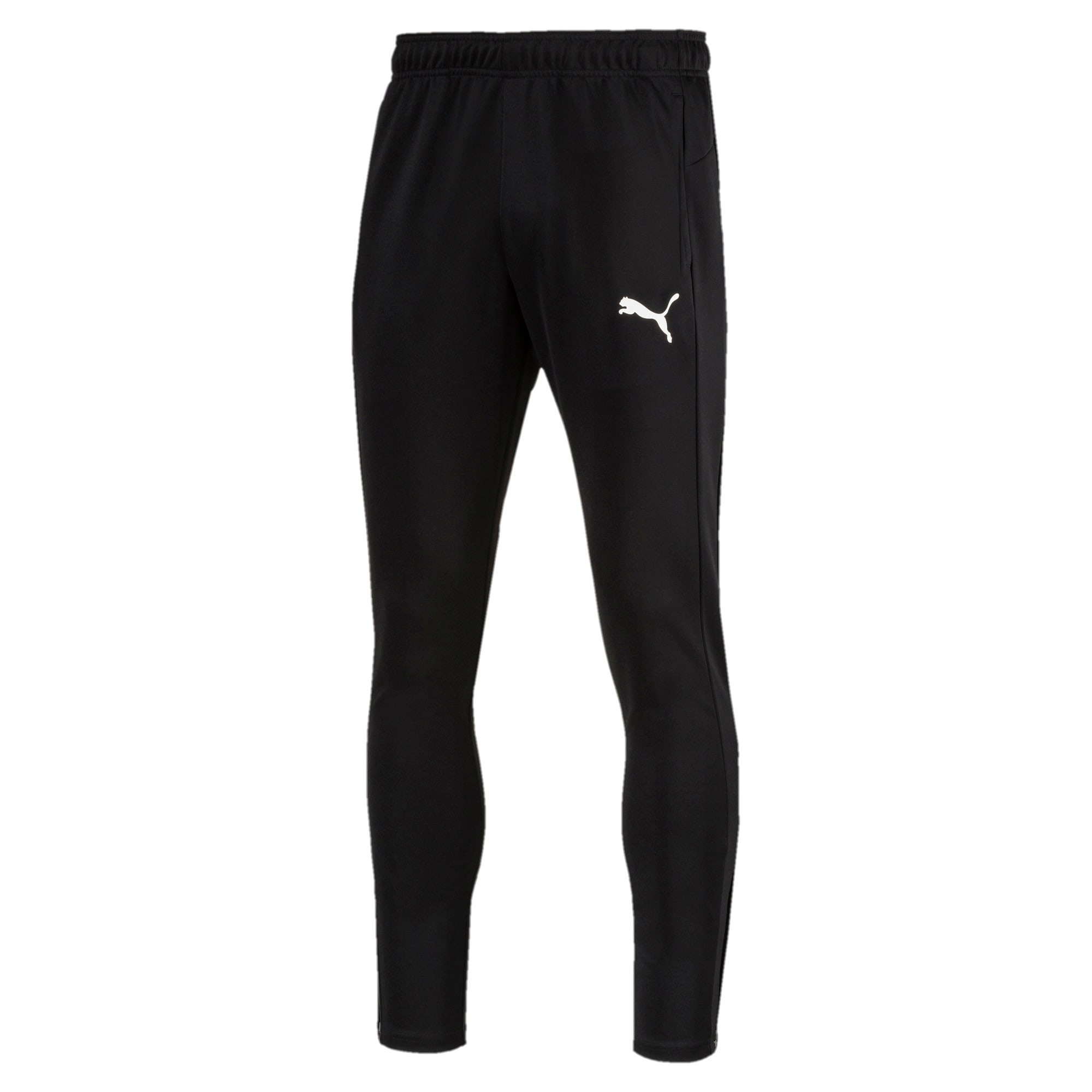 Thumbnail 1 of Active Herren Tricot Sweatpants, Puma Black, medium
