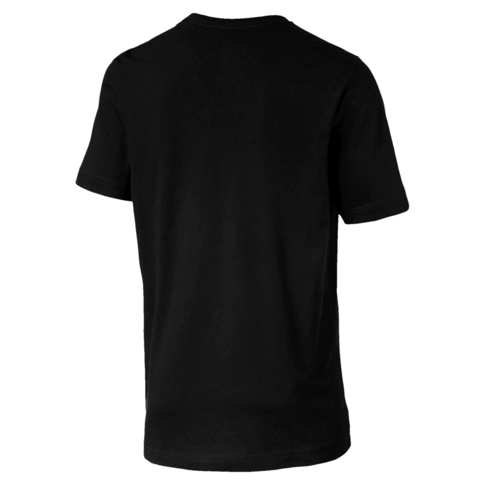 Thumbnail 2 of T-shirt a maniche corte Essentials uomo, Cotton Black, medium