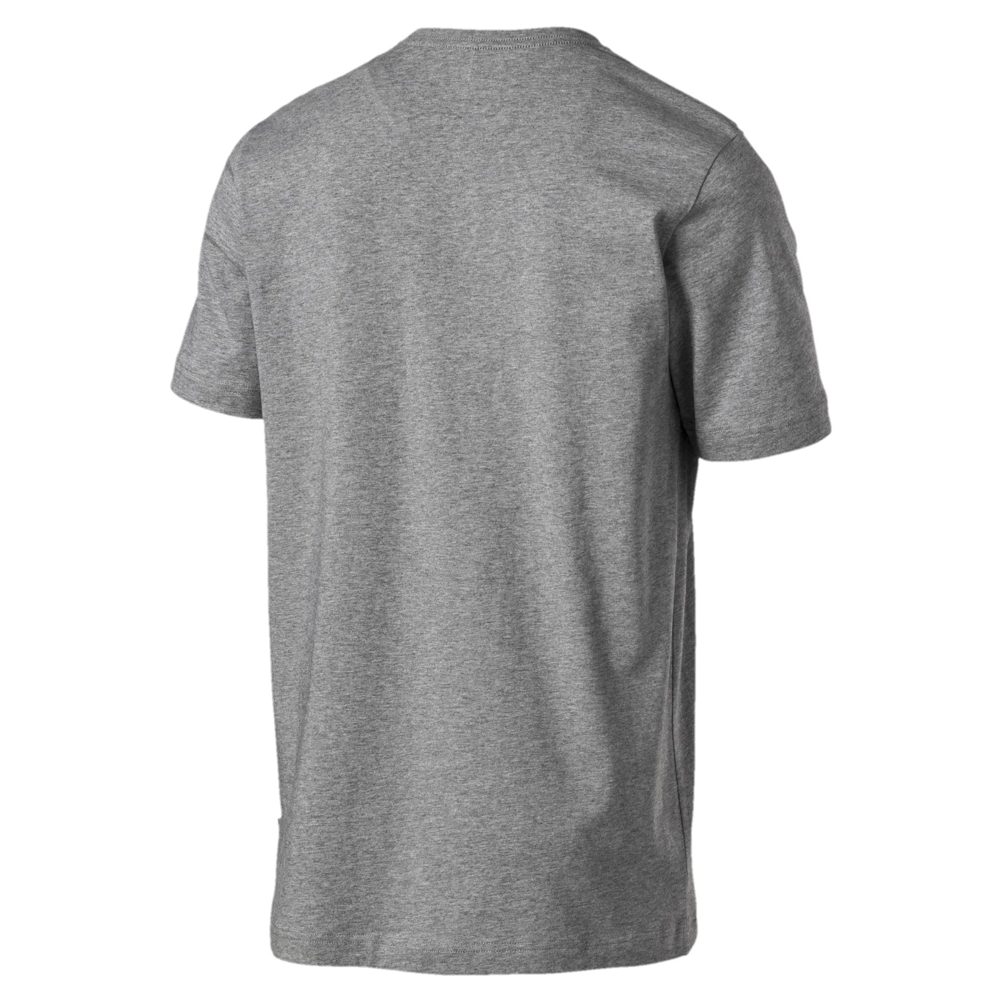 Thumbnail 2 of T-shirt a maniche corte Essentials uomo, Medium Gray Heather, medium