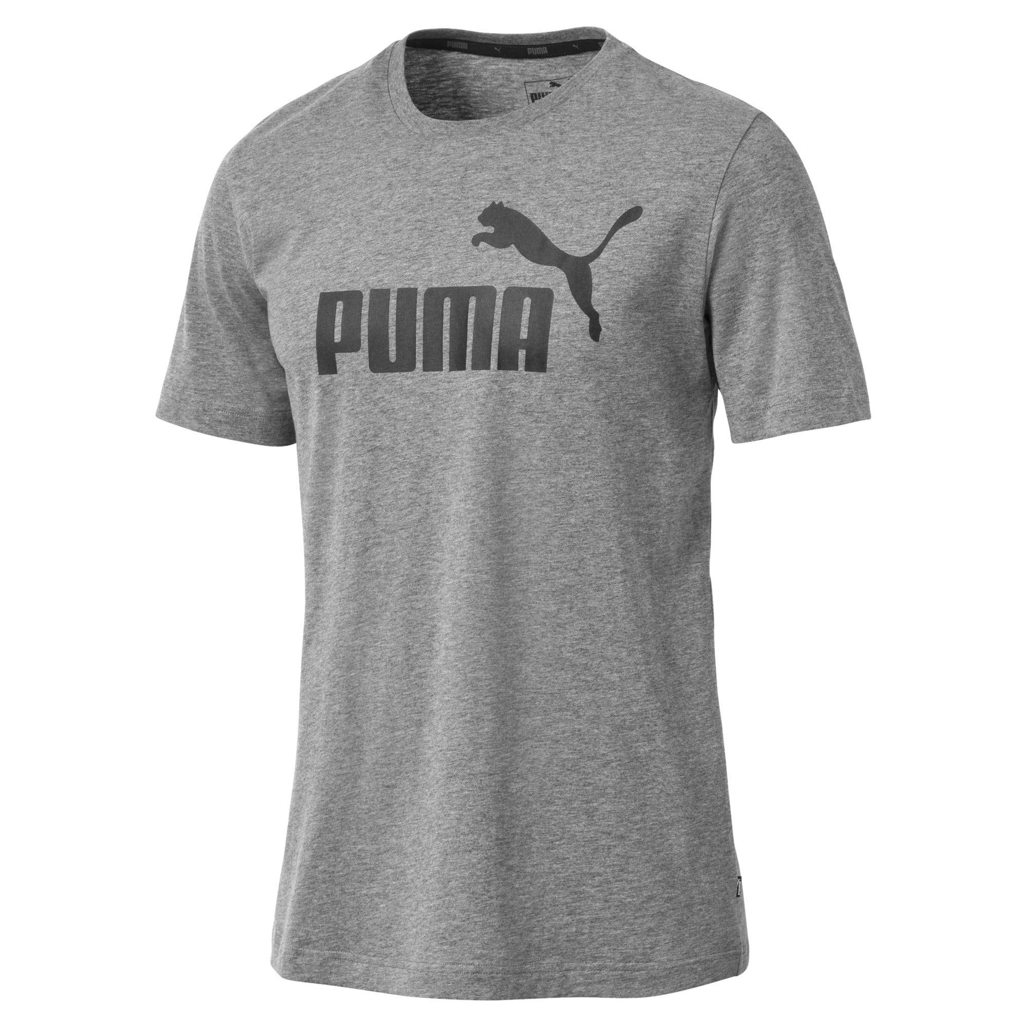 Thumbnail 1 of T-shirt a maniche corte Essentials uomo, Medium Gray Heather, medium