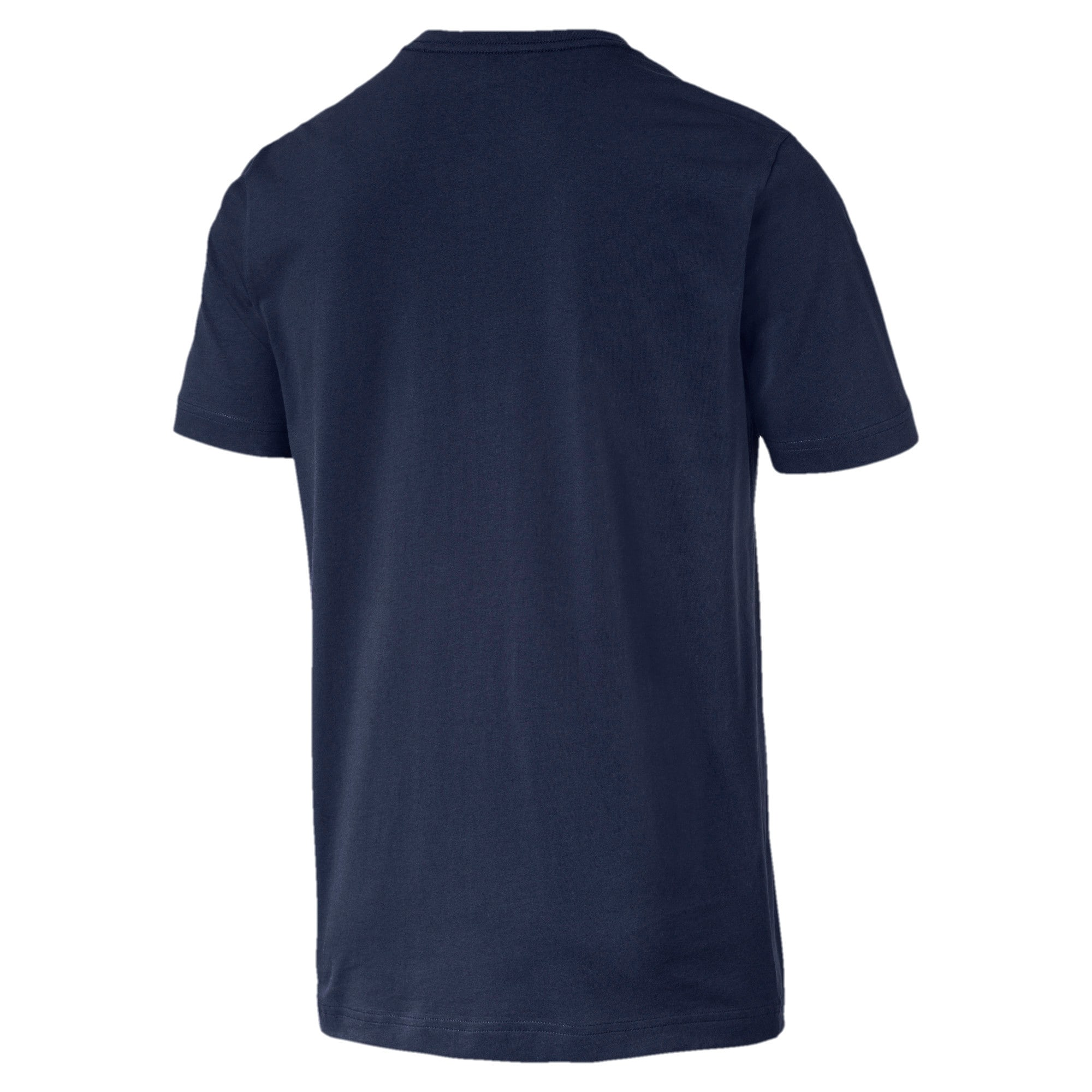Thumbnail 5 of T-shirt a maniche corte Essentials uomo, Peacoat, medium