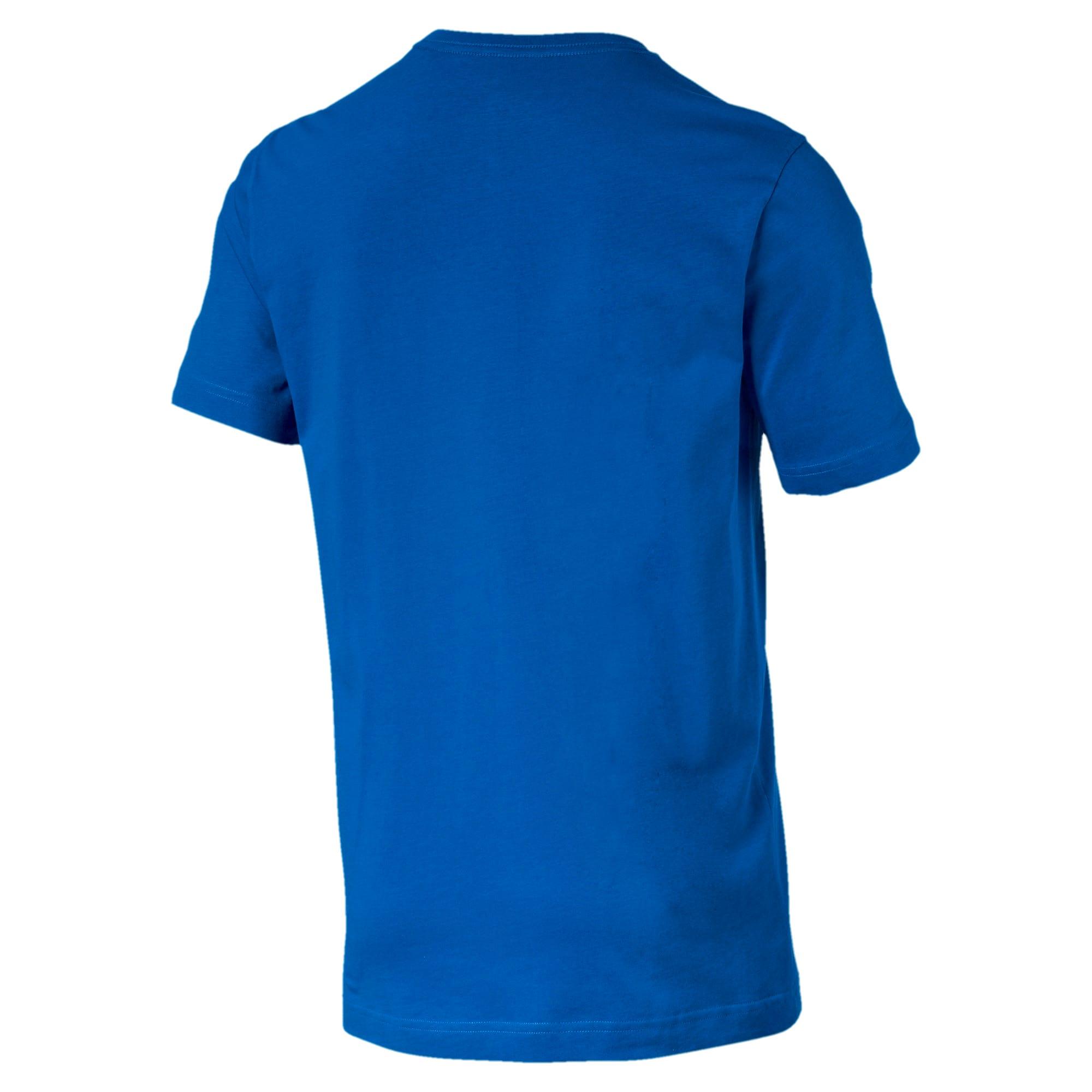 Thumbnail 5 of T-shirt a maniche corte Essentials uomo, Puma Royal, medium