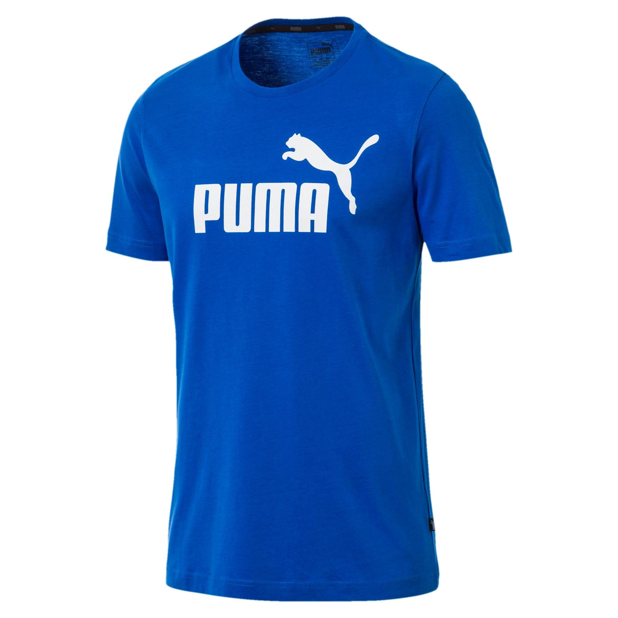 Thumbnail 4 of T-shirt a maniche corte Essentials uomo, Puma Royal, medium
