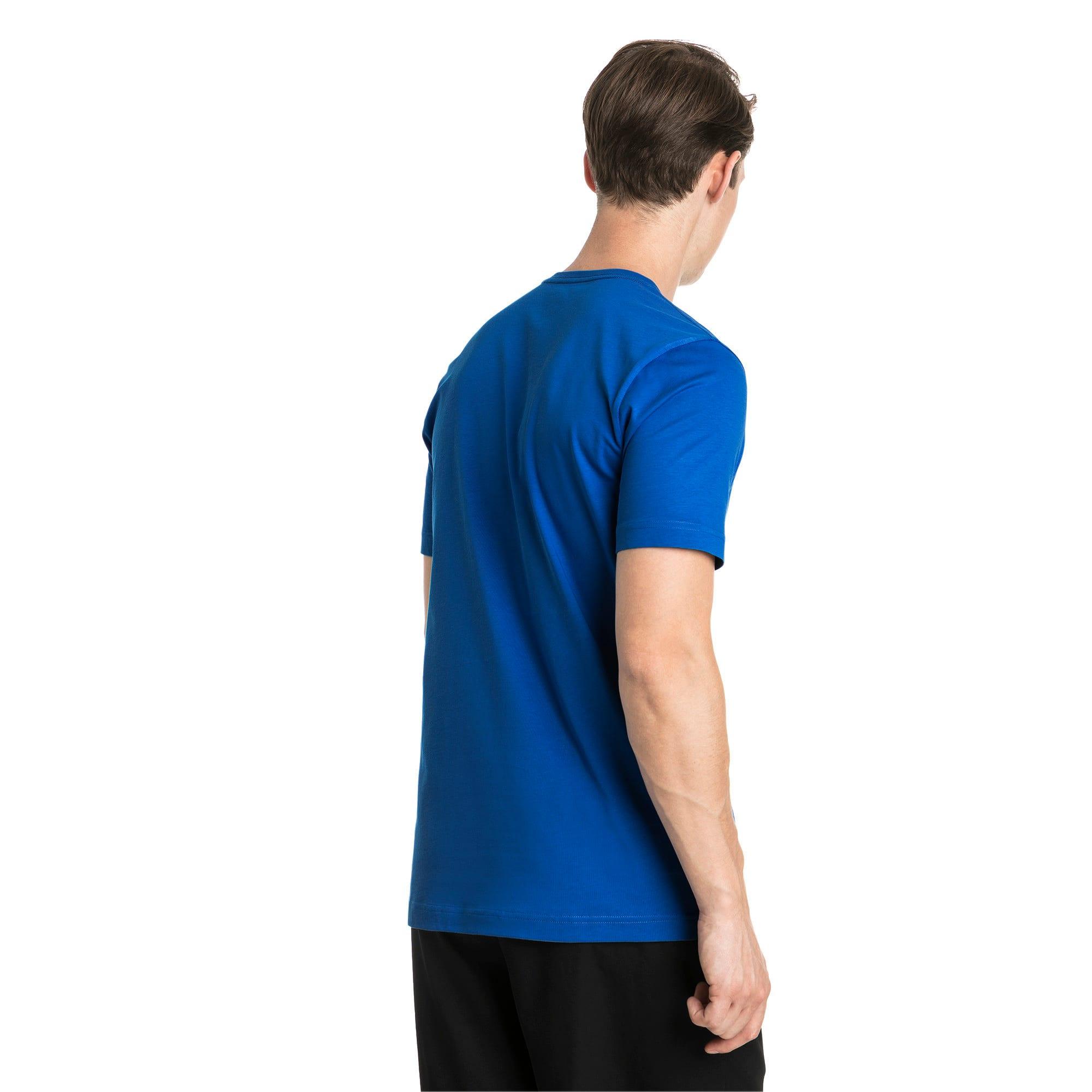 Thumbnail 2 of T-shirt a maniche corte Essentials uomo, Puma Royal, medium