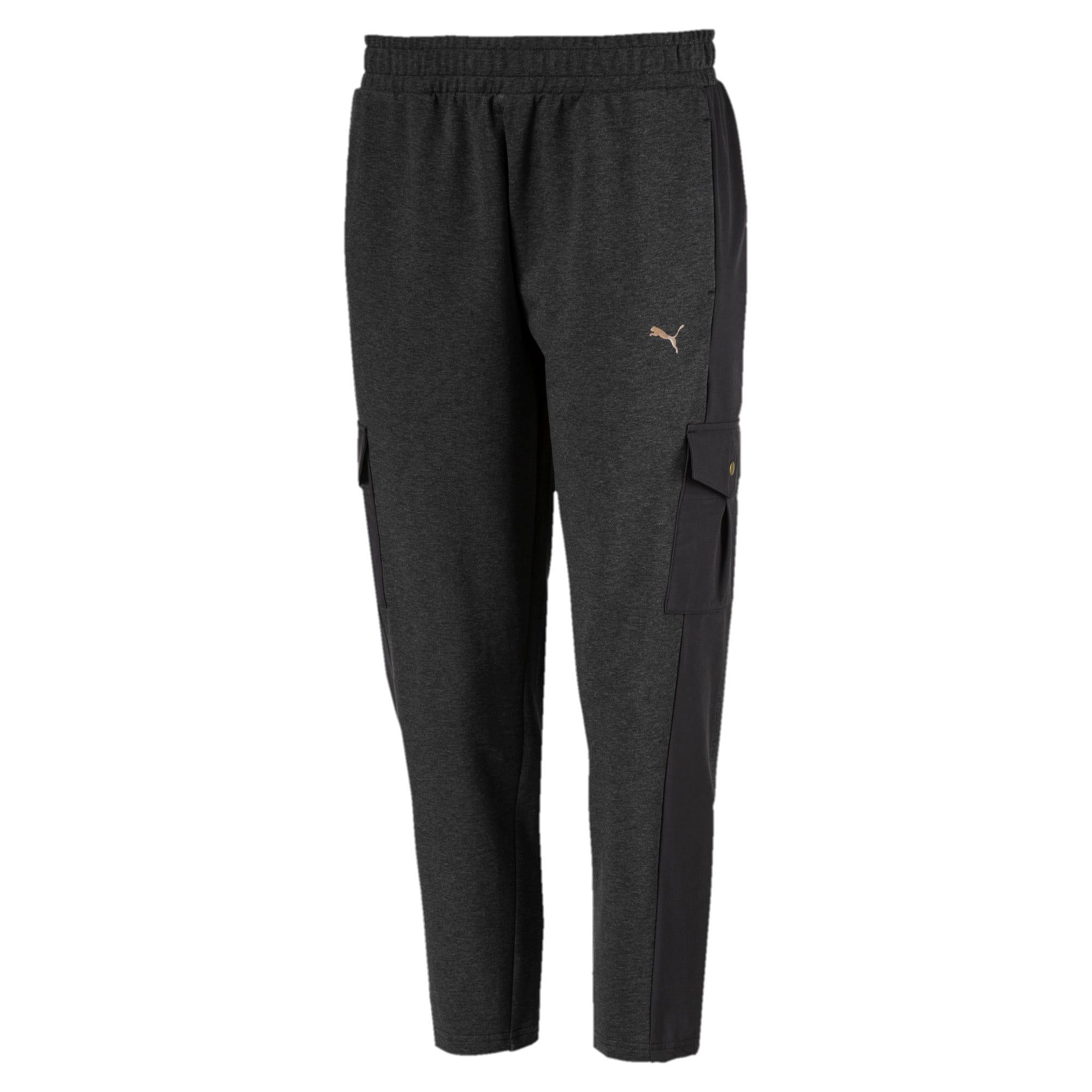 Thumbnail 1 of FUSION Pants, Dark Gray Heather, medium