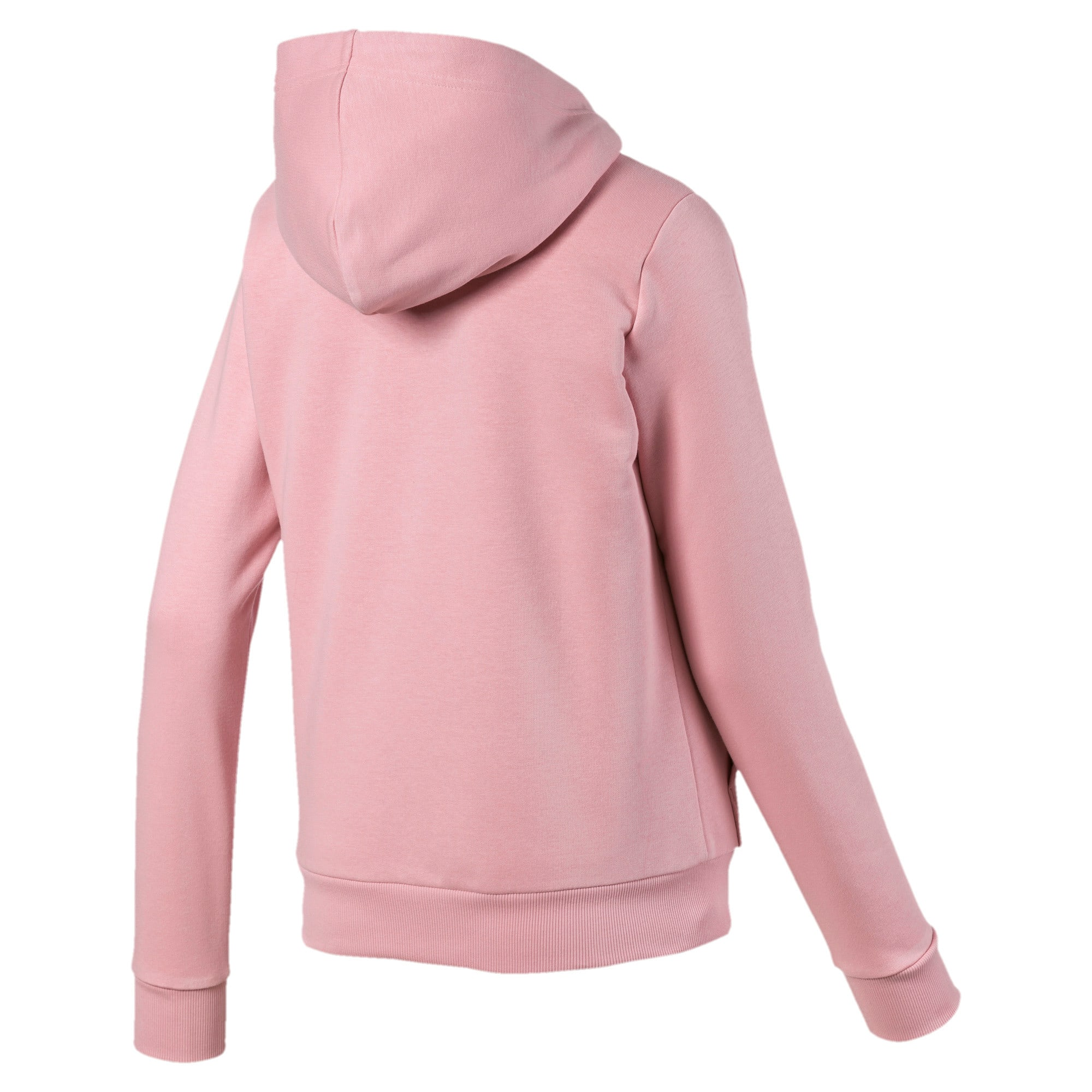 Thumbnail 5 of Essentials + Sherpa Women's Hooded Jacket, Bridal Rose, medium