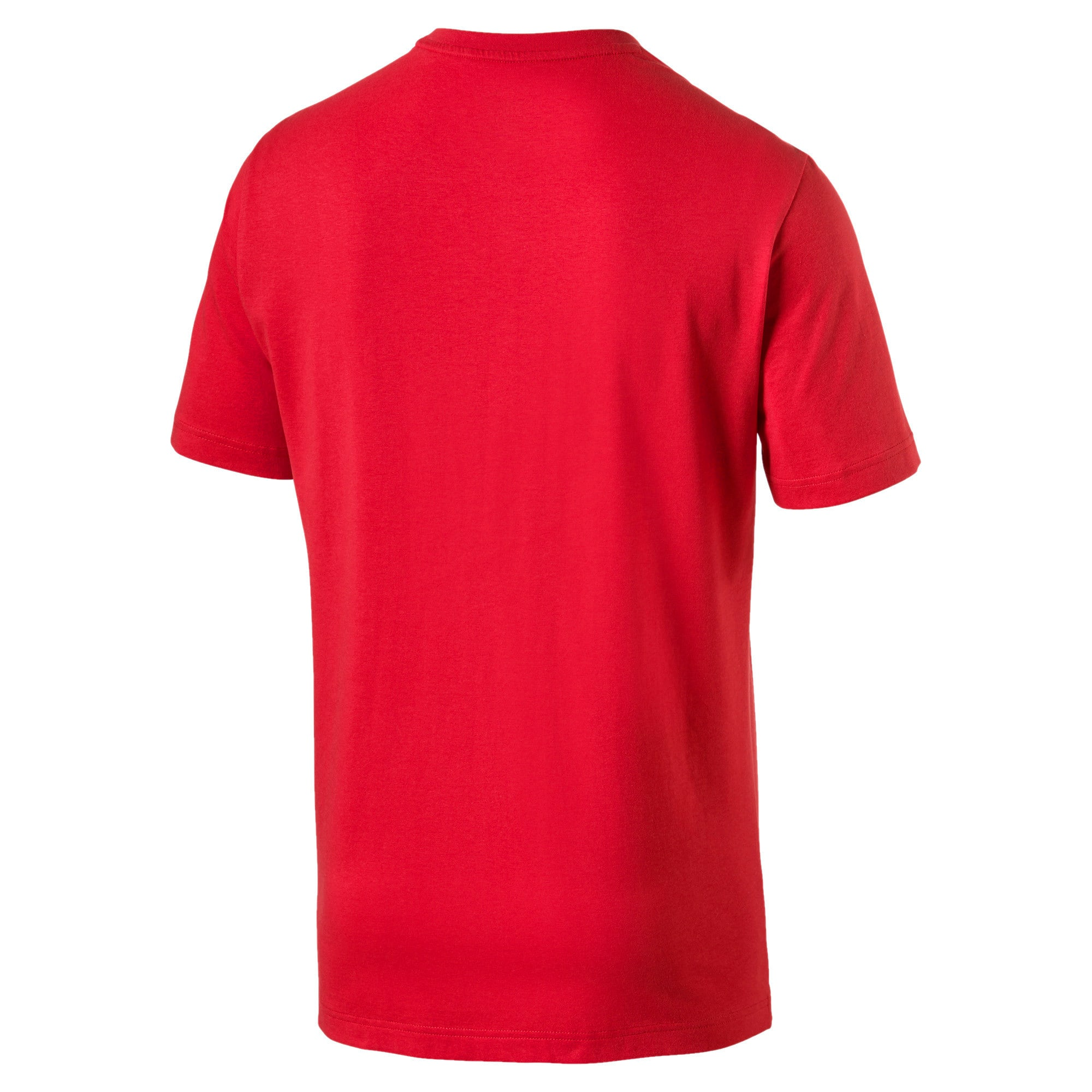 Thumbnail 4 of Active P48 Modern Sports Men's Tee, High Risk Red, medium-IND