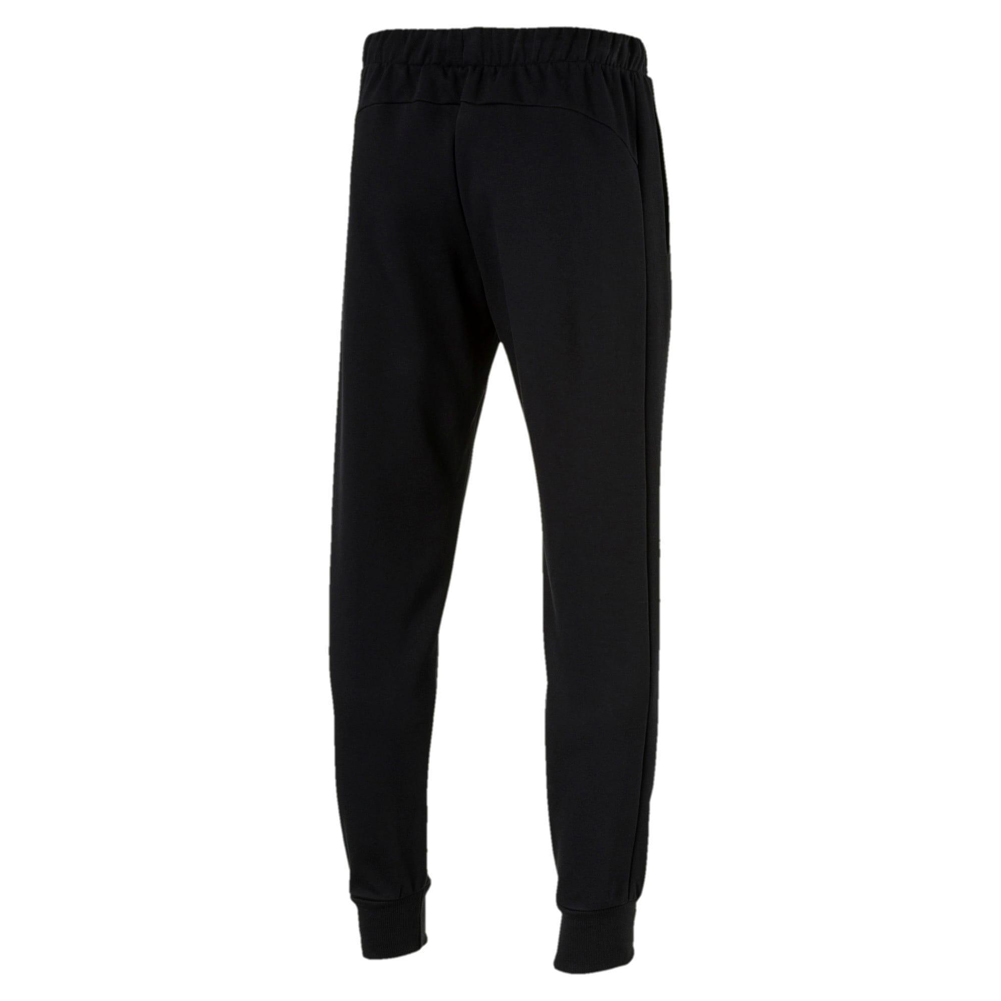 Thumbnail 2 of P48 Modern Sports Pants, Cotton Black, medium