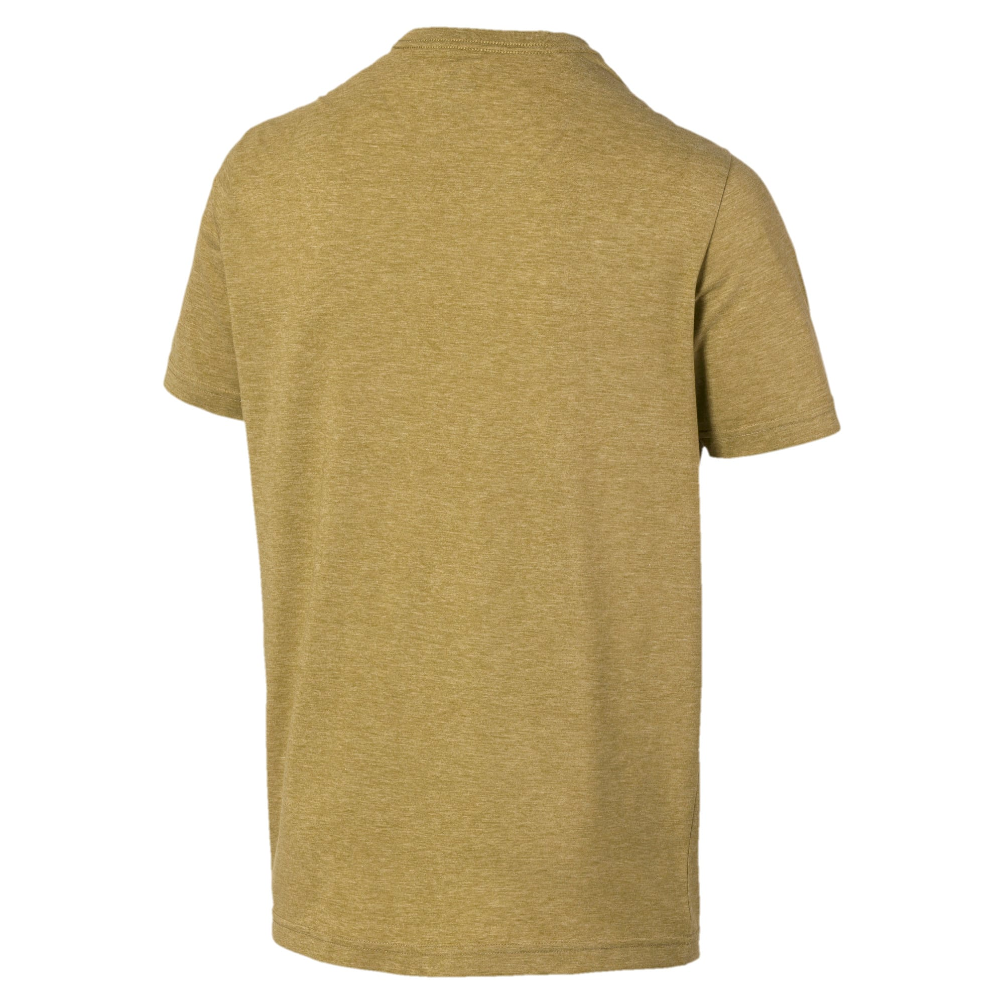 Thumbnail 5 of Meska koszulka Essentials+ Heathered, Moss Green Heather, medium