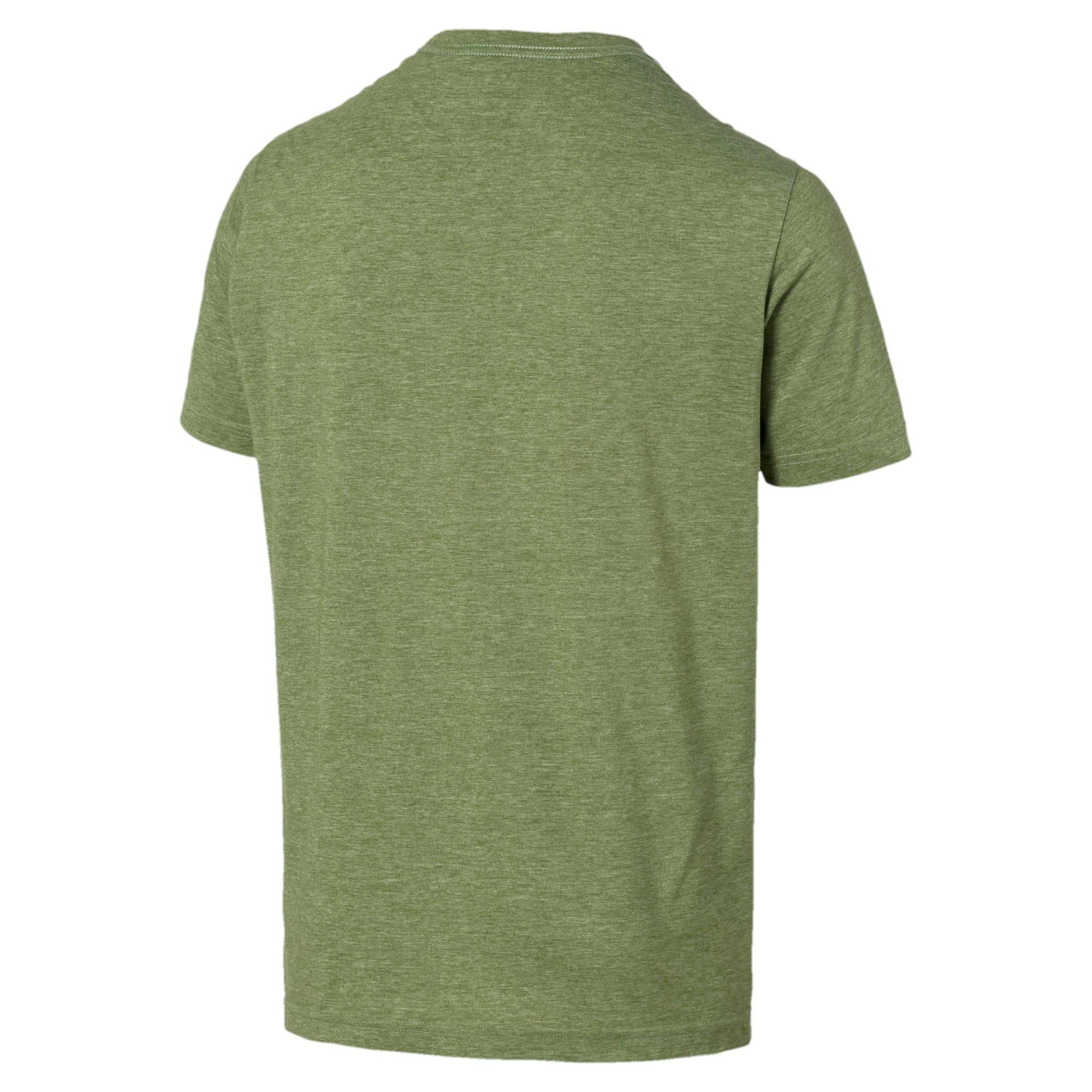 Thumbnail 5 of Indispensabili+ T-shirt mélange uomo, Garden Green Heather, medium
