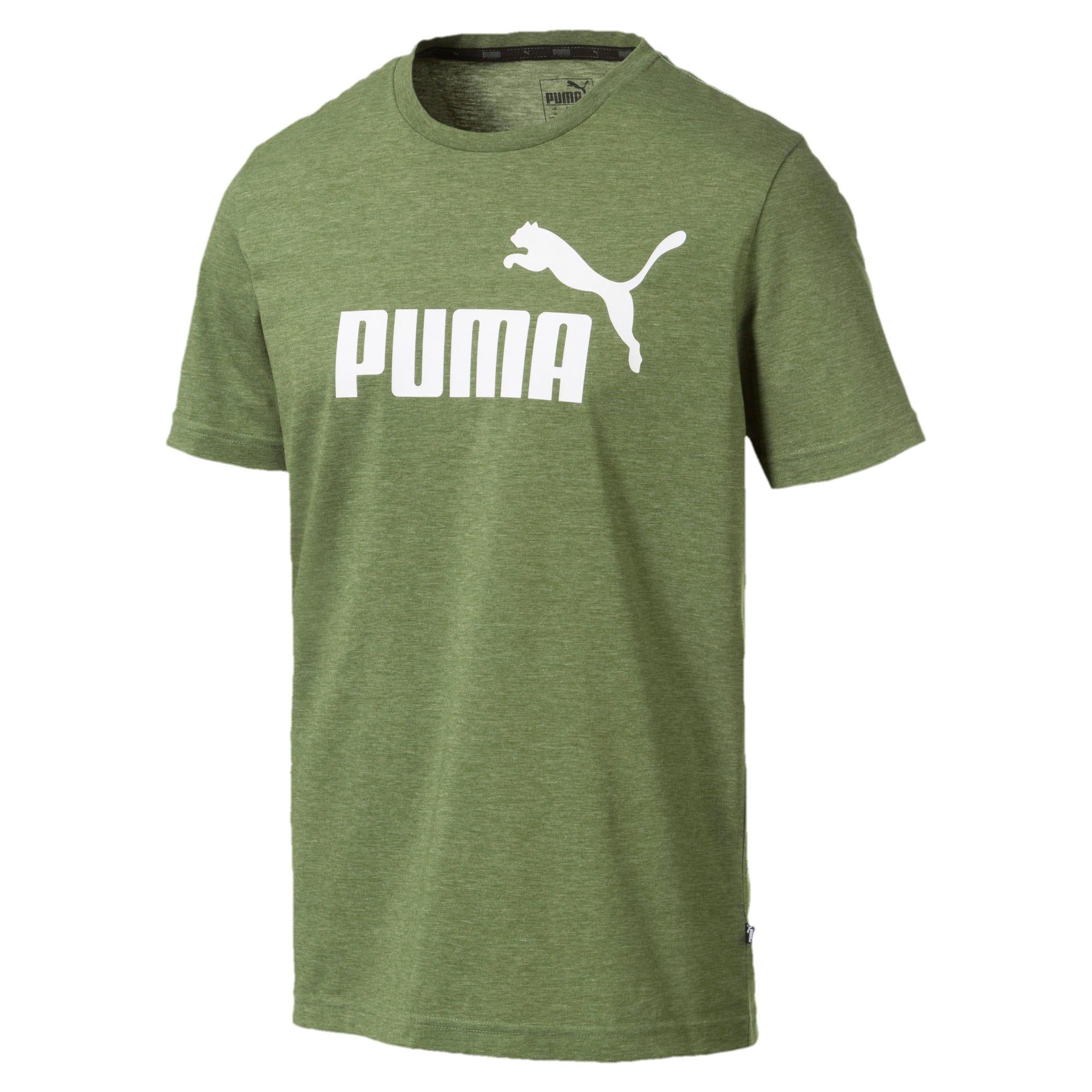 Thumbnail 4 of Indispensabili+ T-shirt mélange uomo, Garden Green Heather, medium