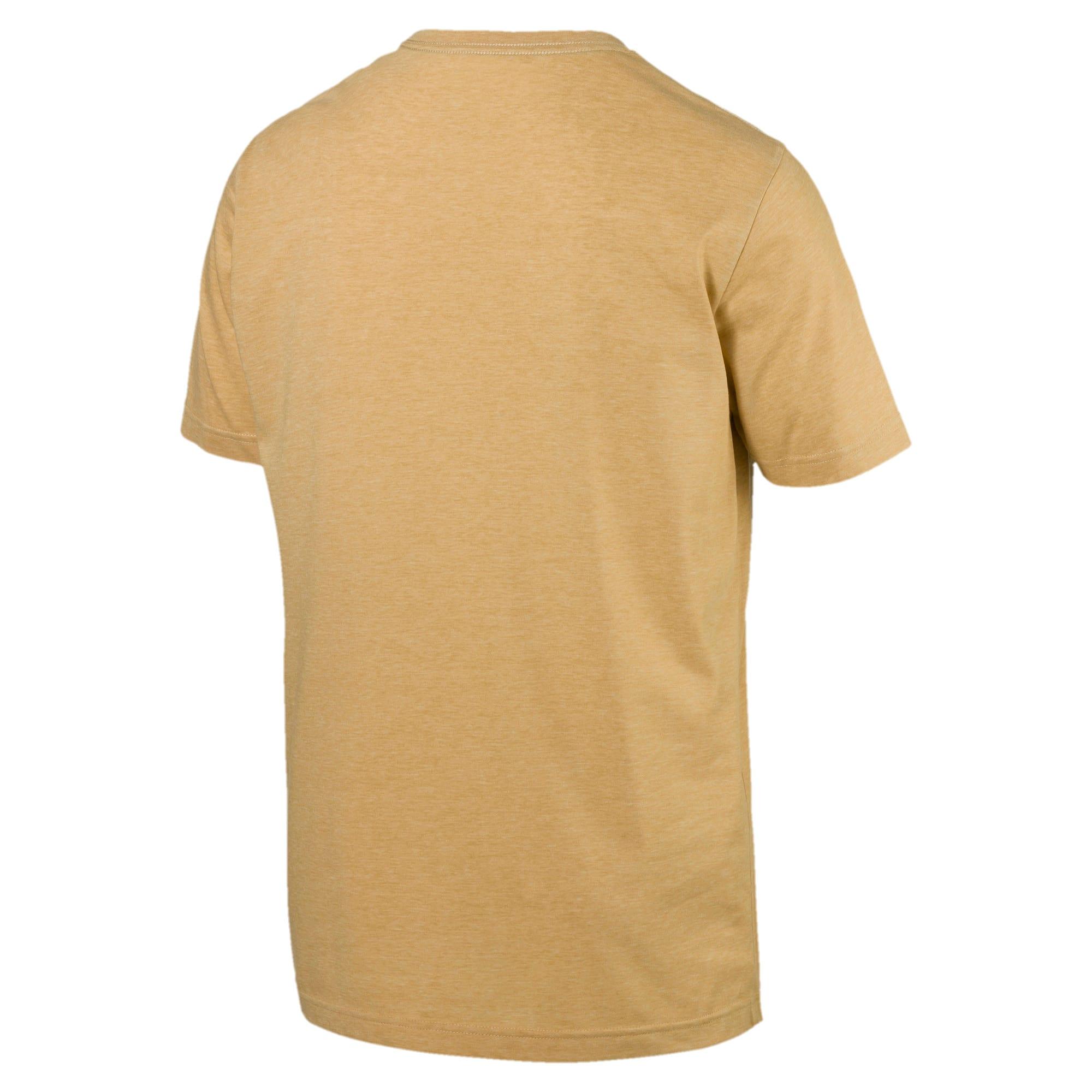 Thumbnail 2 of Indispensabili+ T-shirt mélange uomo, Taos Taupe Heather, medium