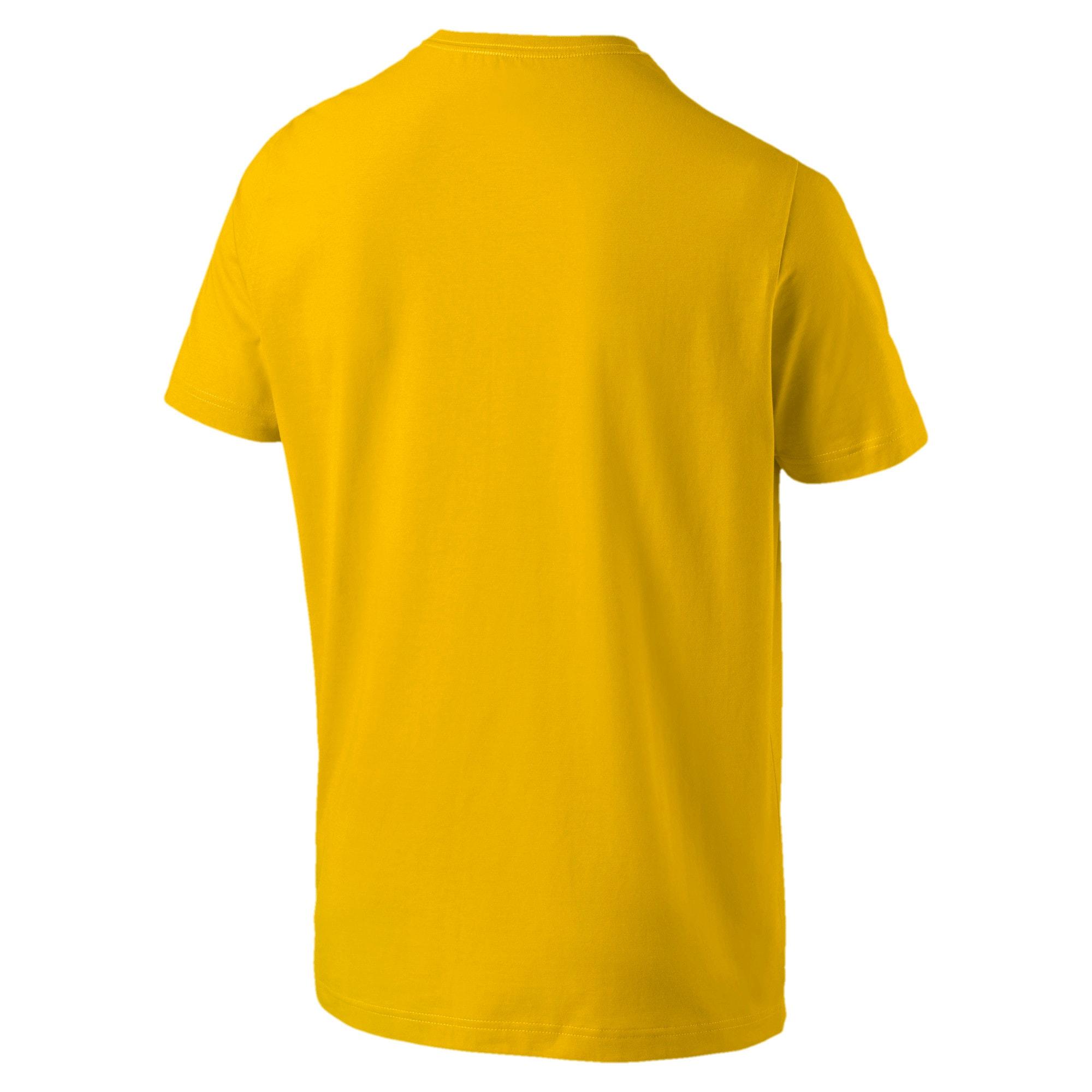 Thumbnail 5 of T-shirt Essentials uomo, Sulphur, medium