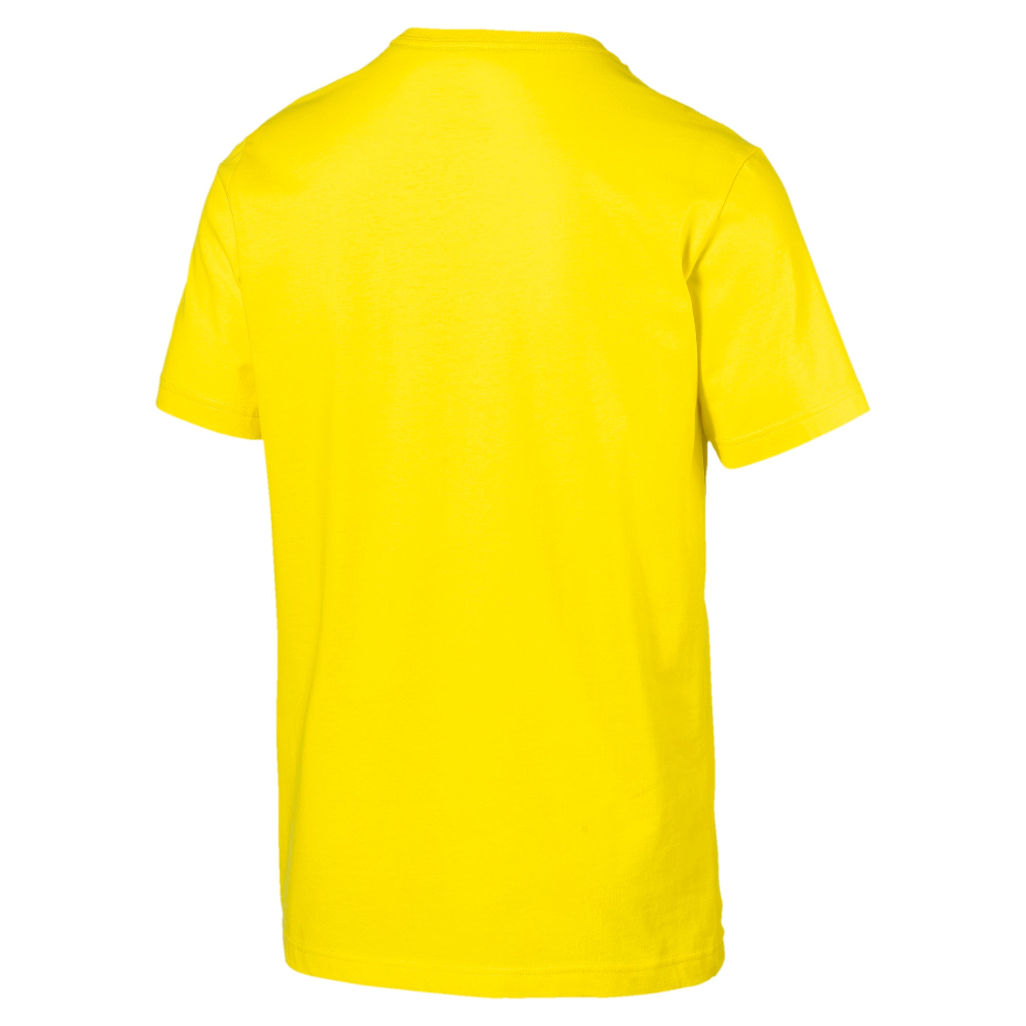 Thumbnail 5 of T-shirt Essentials uomo, Blazing Yellow, medium
