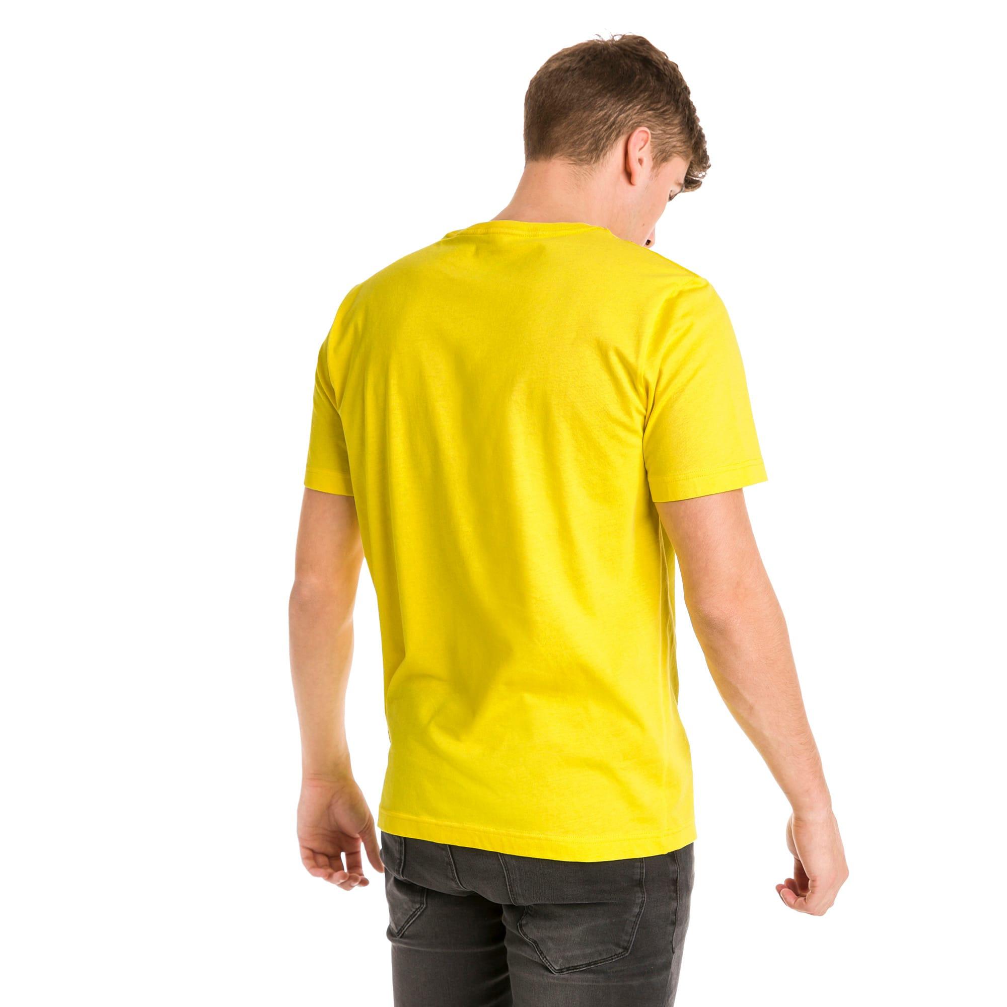 Thumbnail 2 of T-shirt Essentials uomo, Blazing Yellow, medium