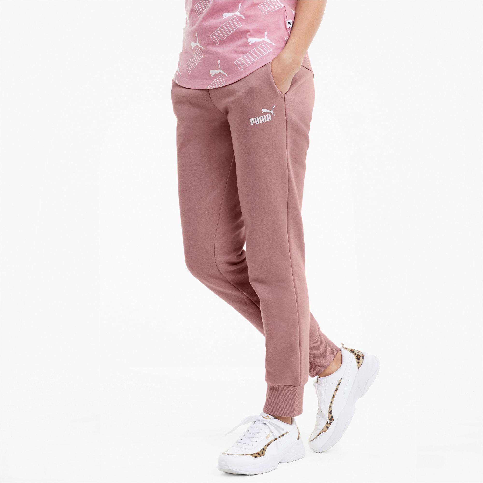 Pantalones De Deporte Essentials De Forro Polar Para Mujer Puma Shoes Puma Espana