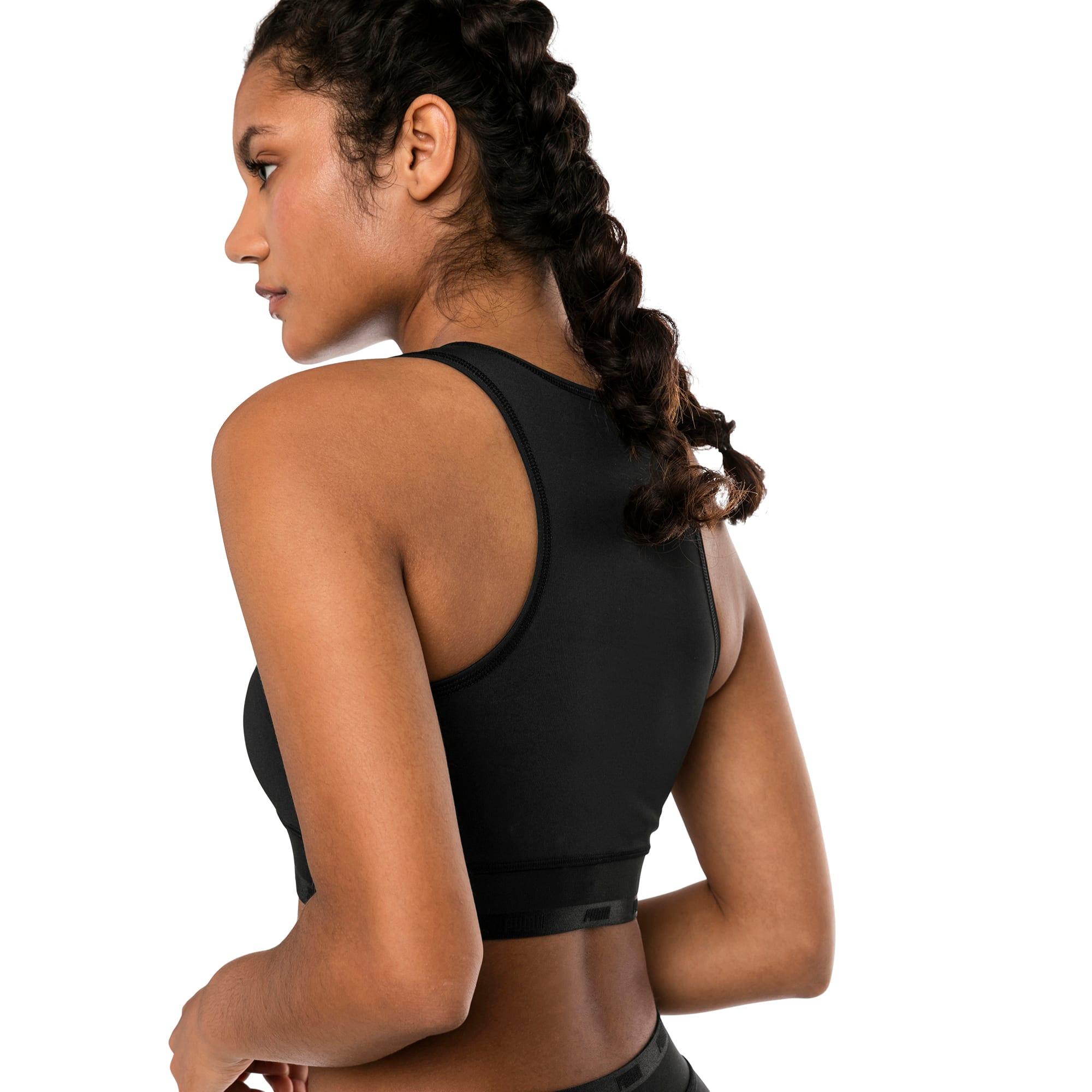 Soft Sports Damen Crop Top | Puma Black | PUMA Do You | PUMA