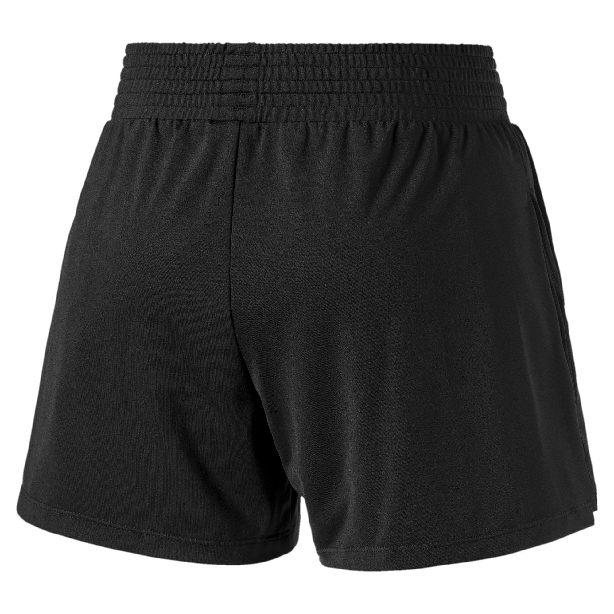 Thumbnail 2 of Soft Sports Women's Shorts, Puma Black, medium