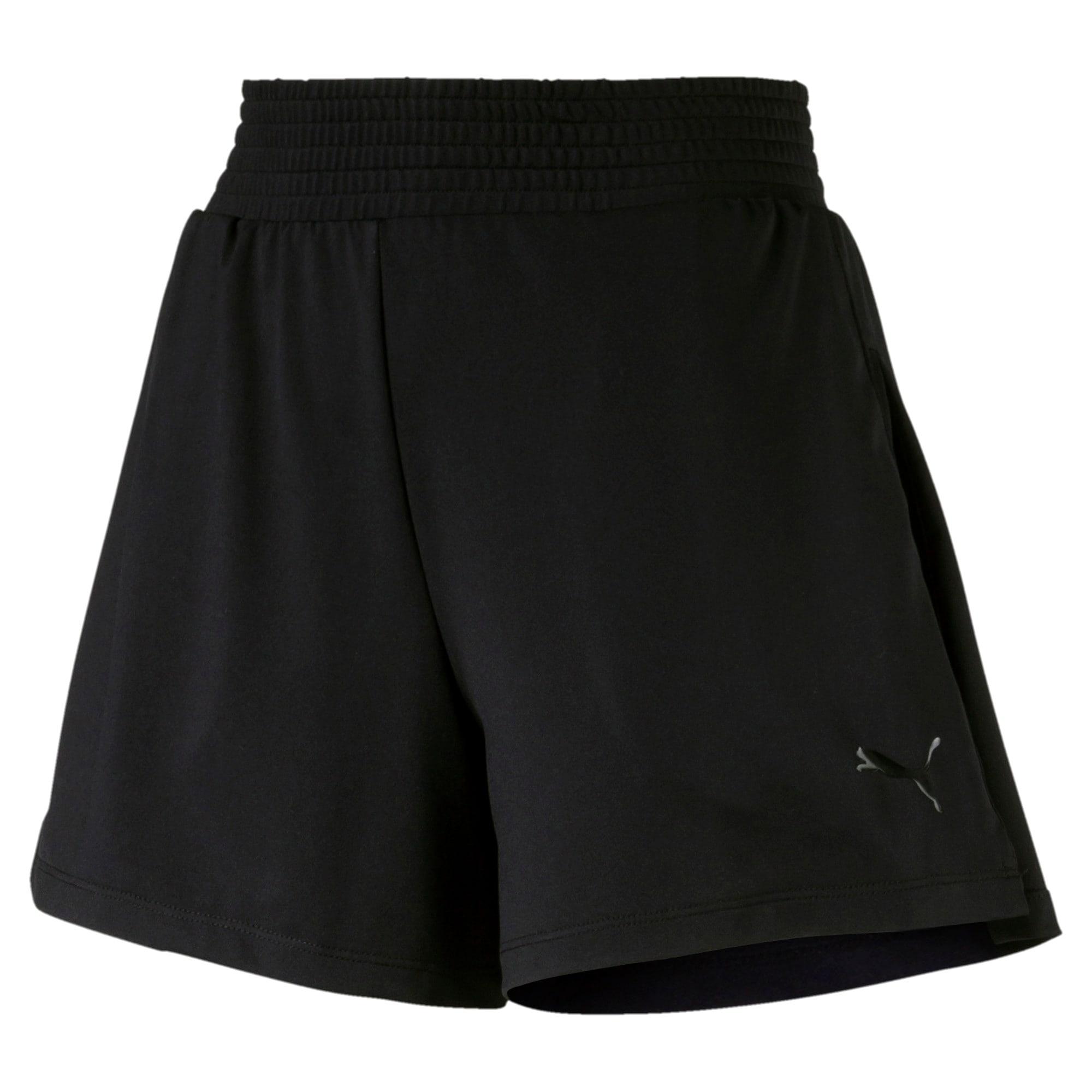 Thumbnail 1 of Soft Sports Women's Shorts, Puma Black, medium