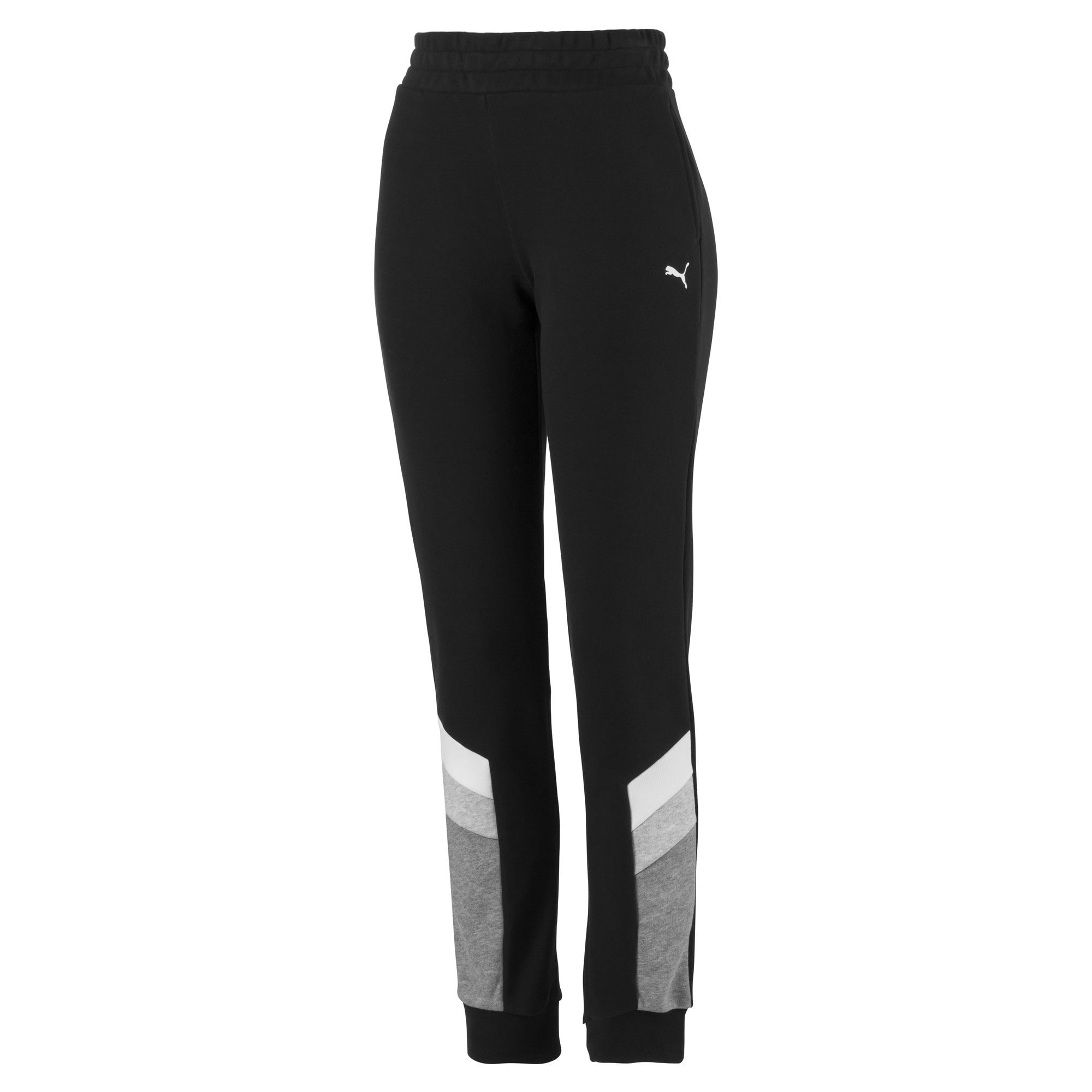 Thumbnail 4 of Athletics Women's Sweatpants, Cotton Black, medium