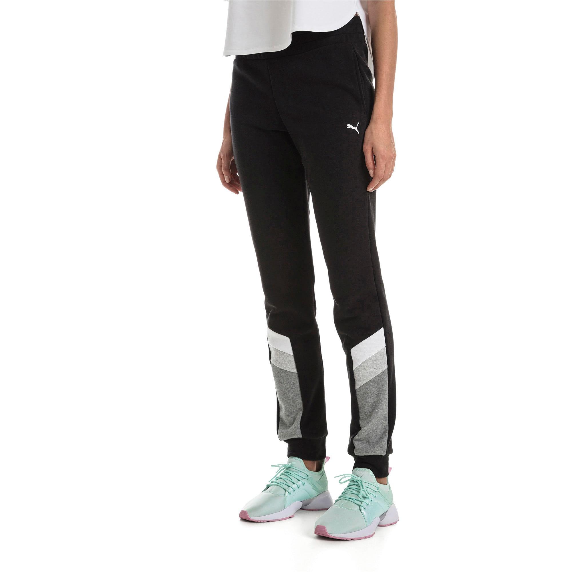 Thumbnail 1 of Athletics Women's Sweatpants, Cotton Black, medium