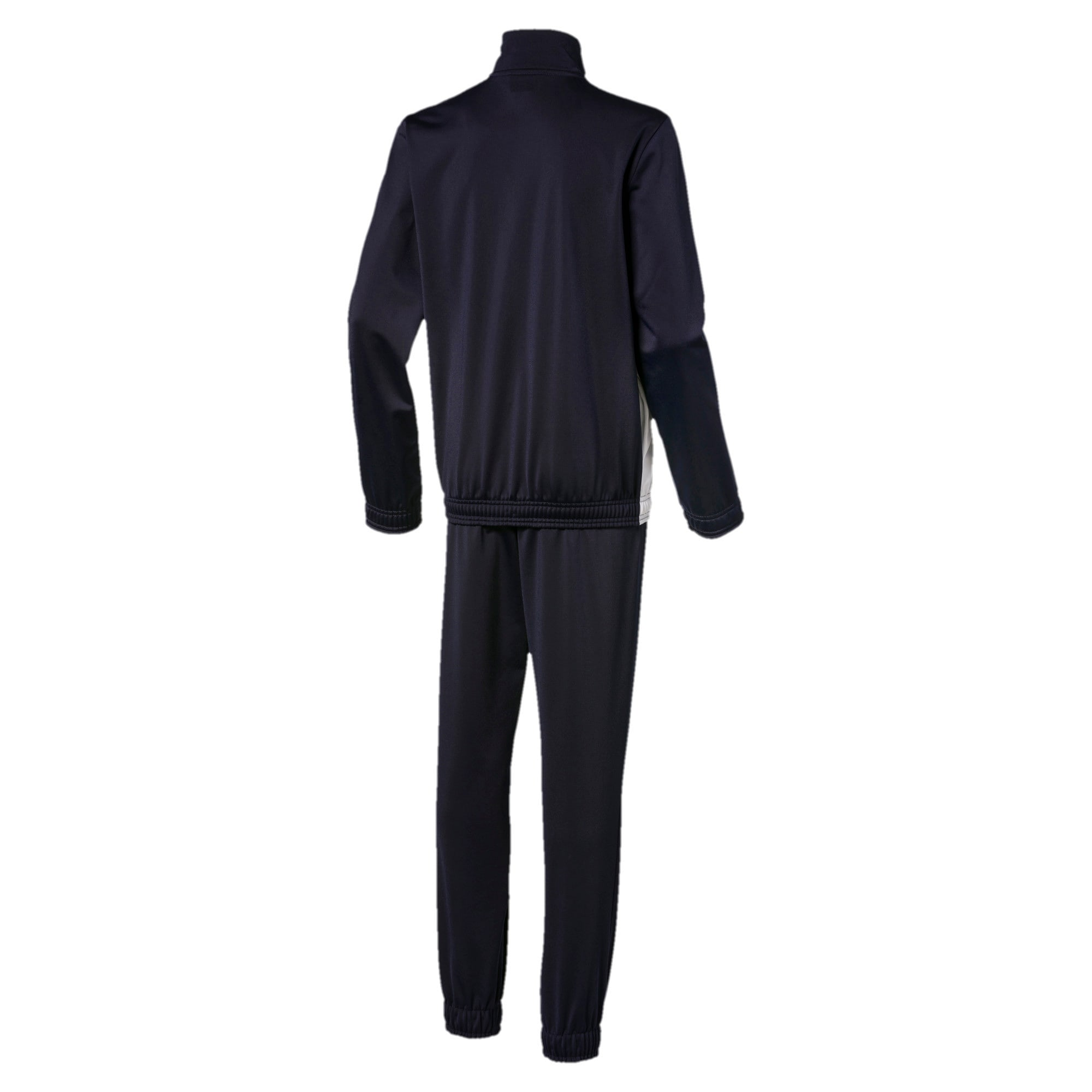 Thumbnail 2 of Tricot I Boys' Track Suit, Peacoat, medium