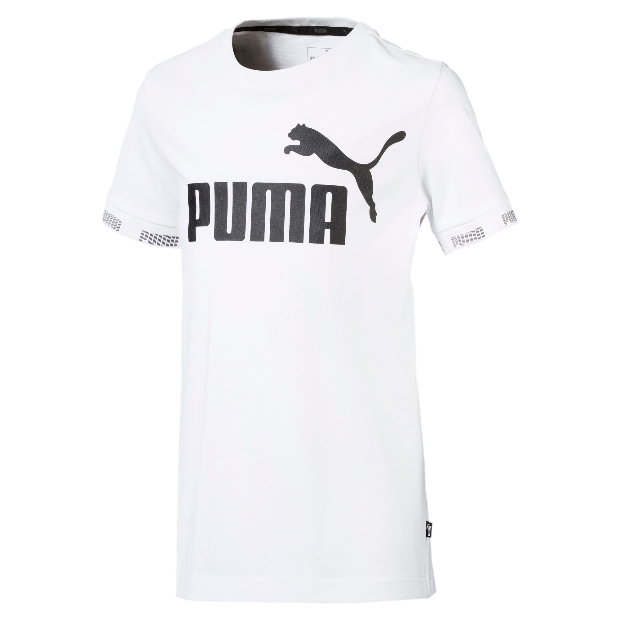 Thumbnail 1 of Amplified Jungen T-Shirt, Puma White, medium