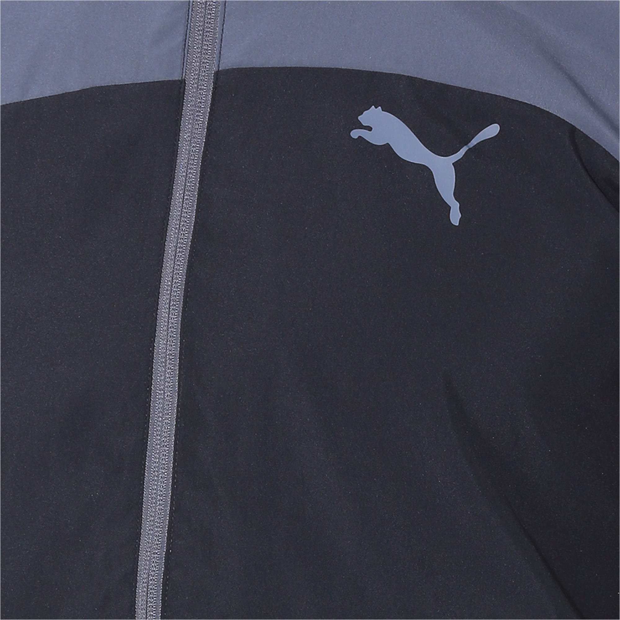 Thumbnail 6 of Modern Sport Hooded Suit Op. Peacoat-Pum, Puma Black-Iron Gate, medium-IND