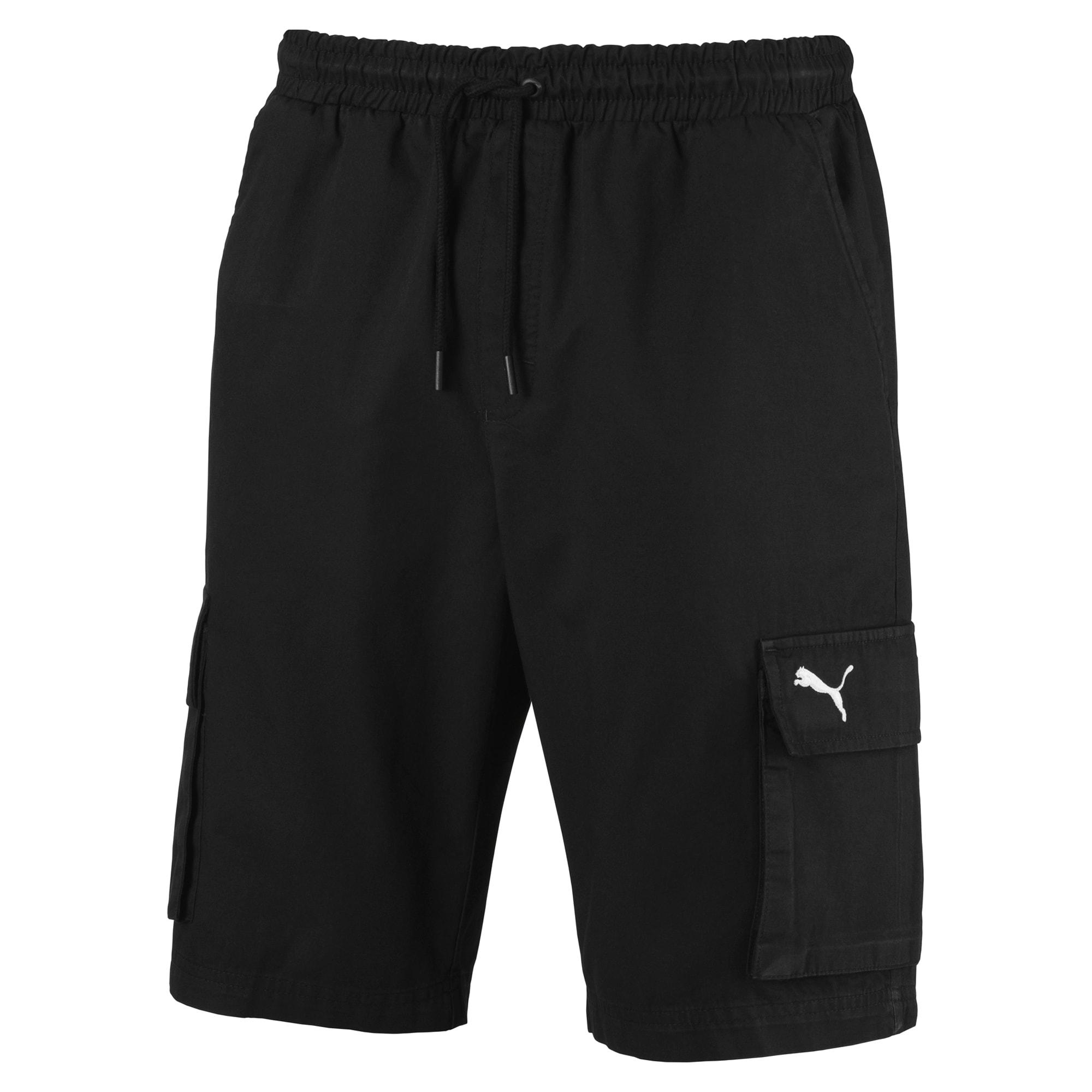 Men's Chino Cargo Shorts