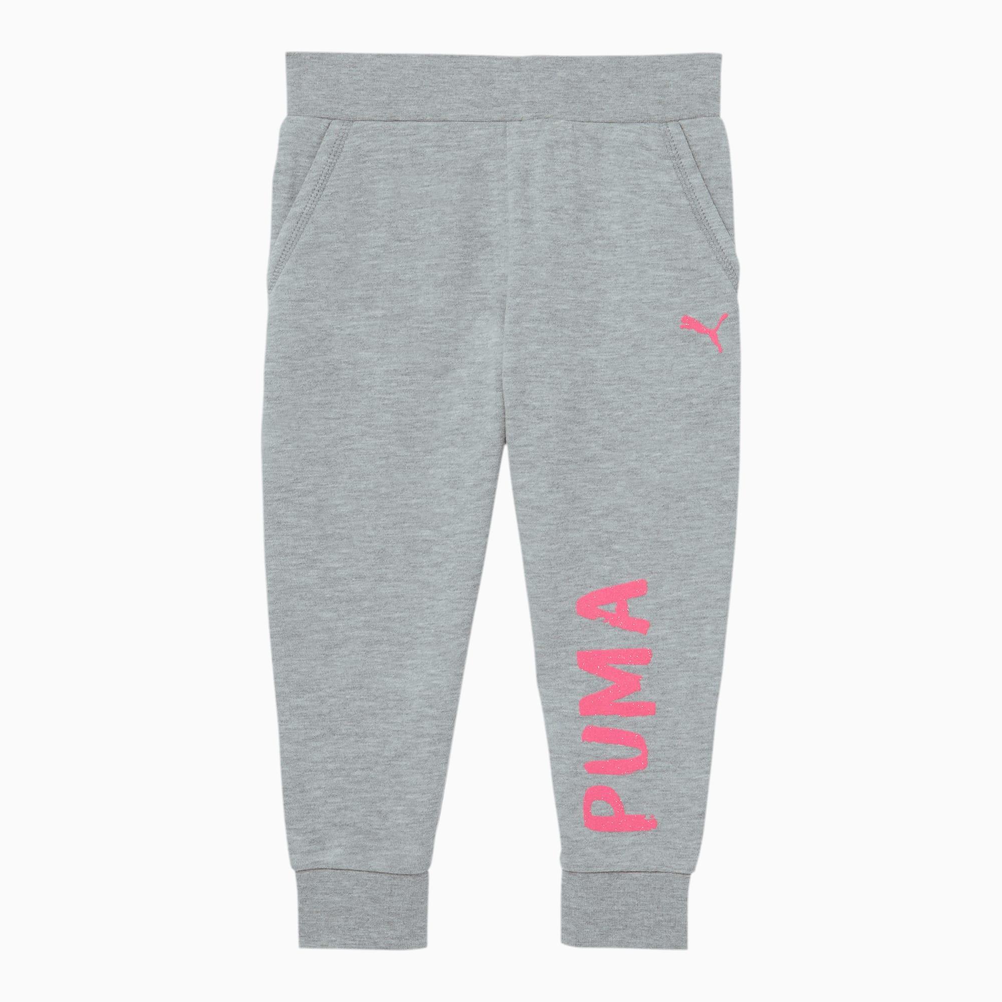 PUMA Boys/' Terry Cloth Jogger