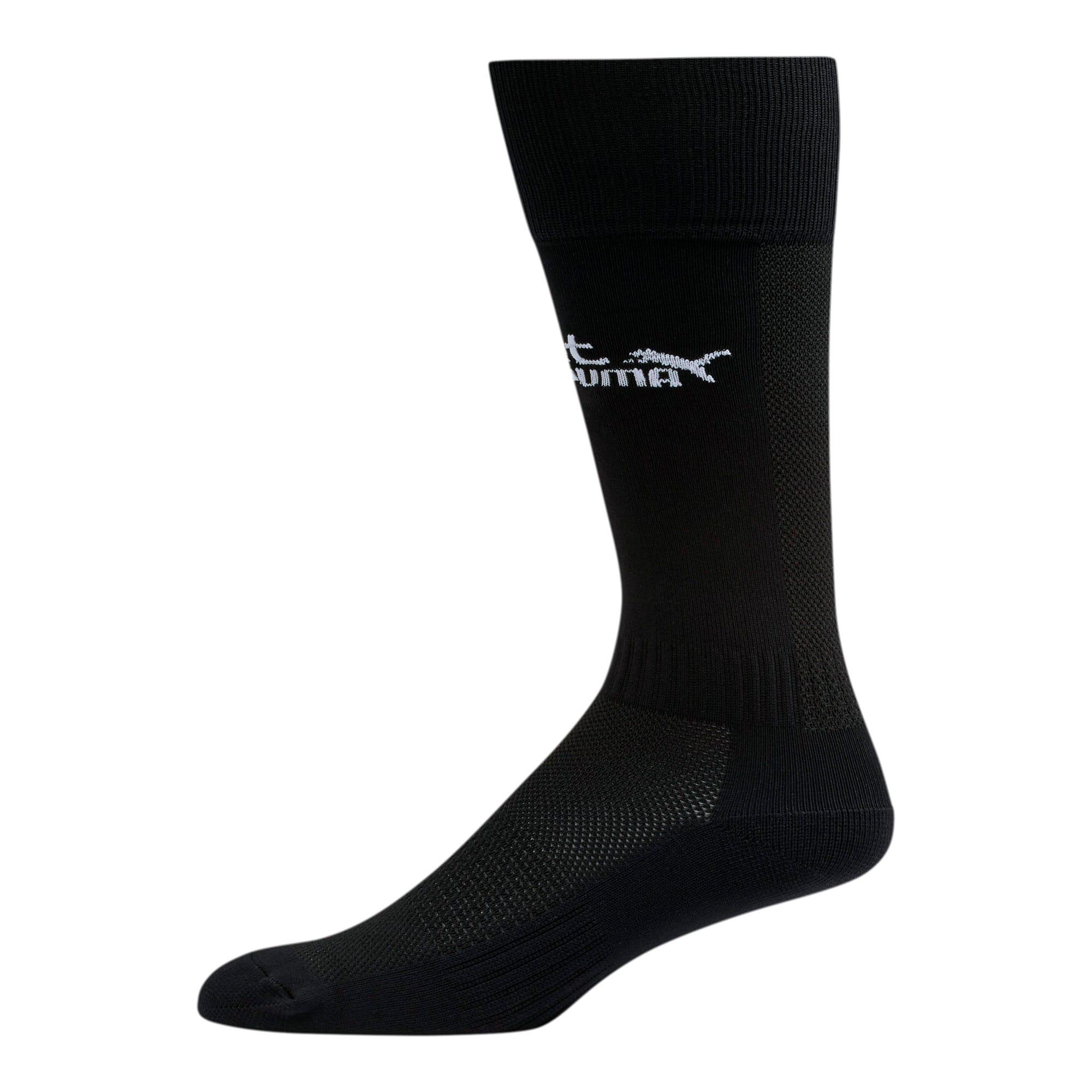 Thumbnail 1 of ProCat Unisex Team Socks [1 Pair], BLACK, medium