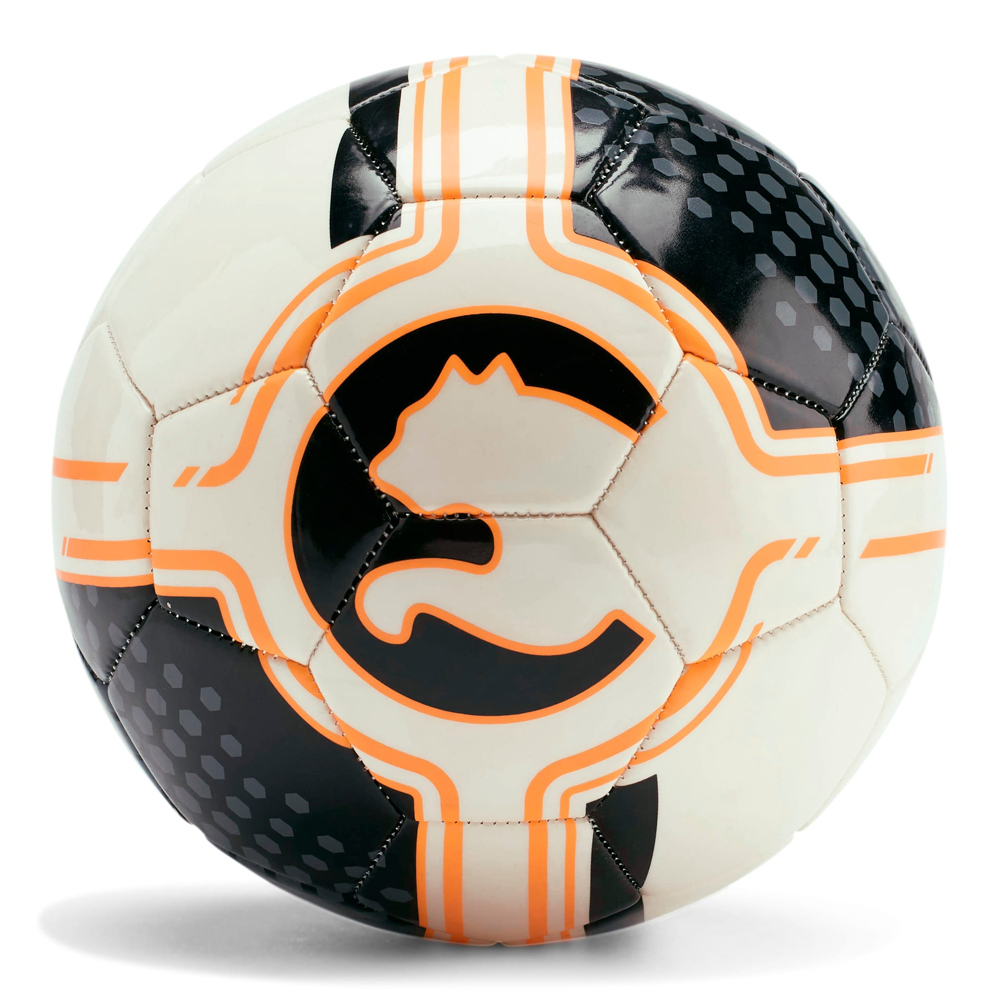 Thumbnail 1 of ProCat Scoreline 2.0 Soccer Ball, ORANGE, medium