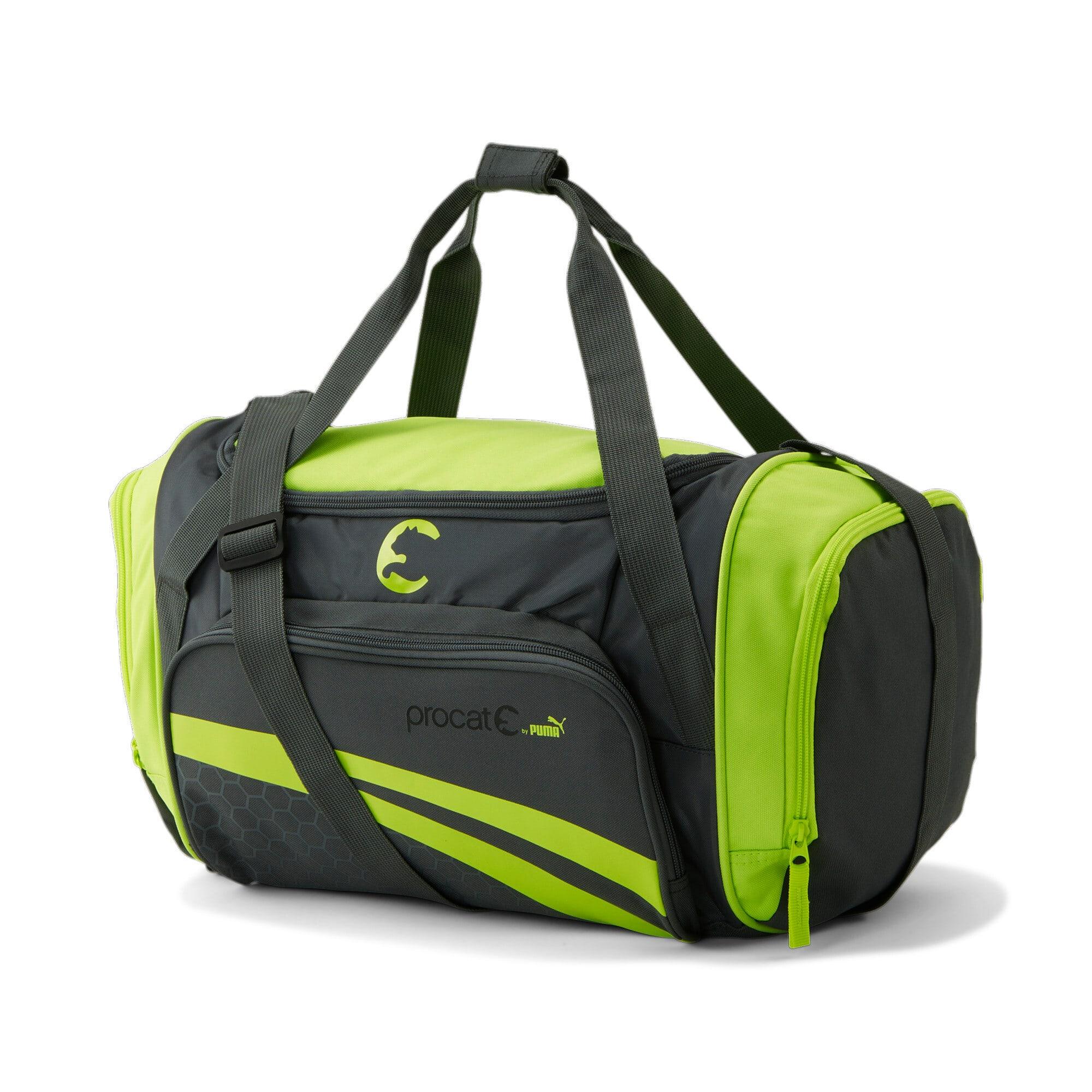 Thumbnail 1 of ProCat Duffel Bag, GREY/GREEN, medium