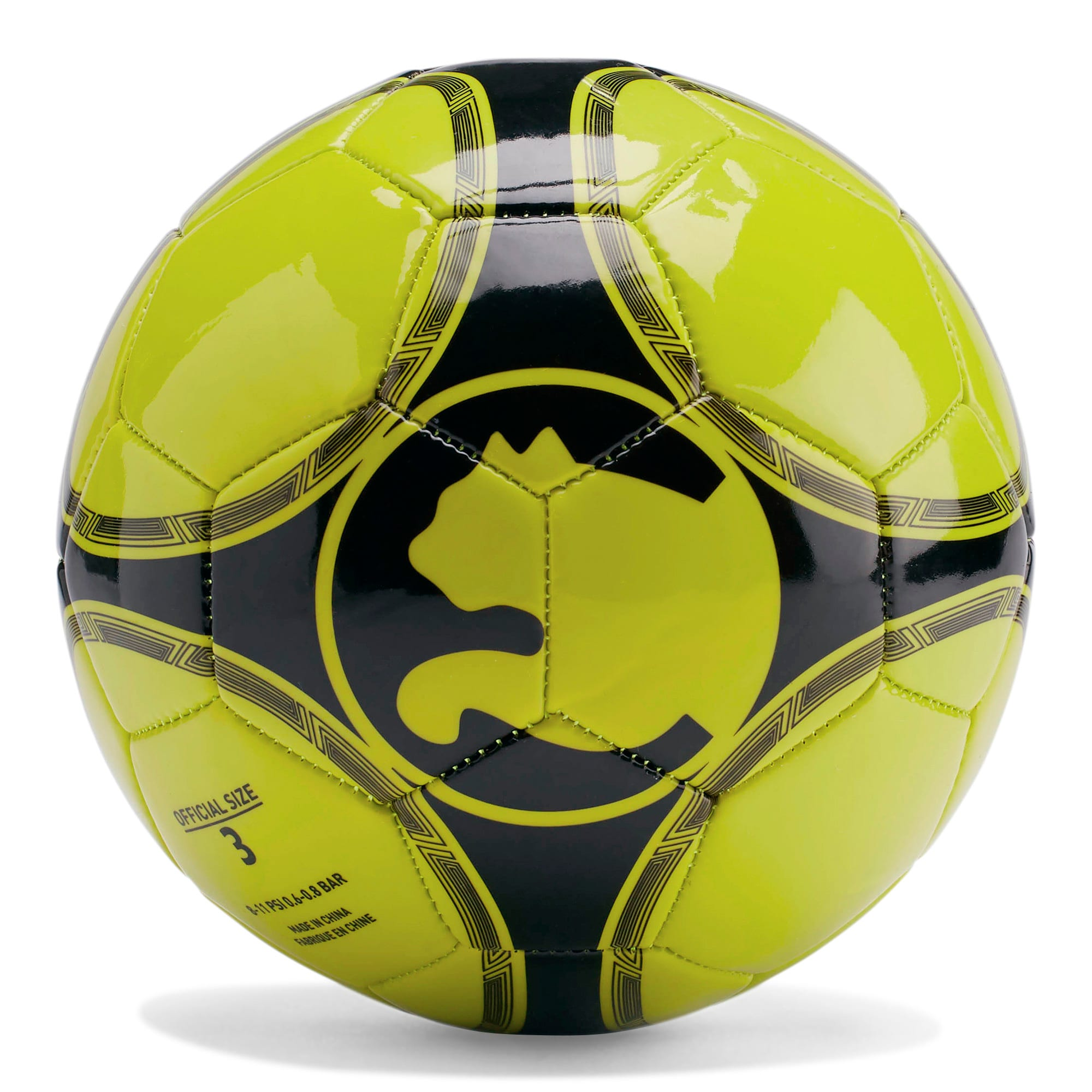 Thumbnail 1 of ProCat ProPass Soccer Ball, LIME, medium