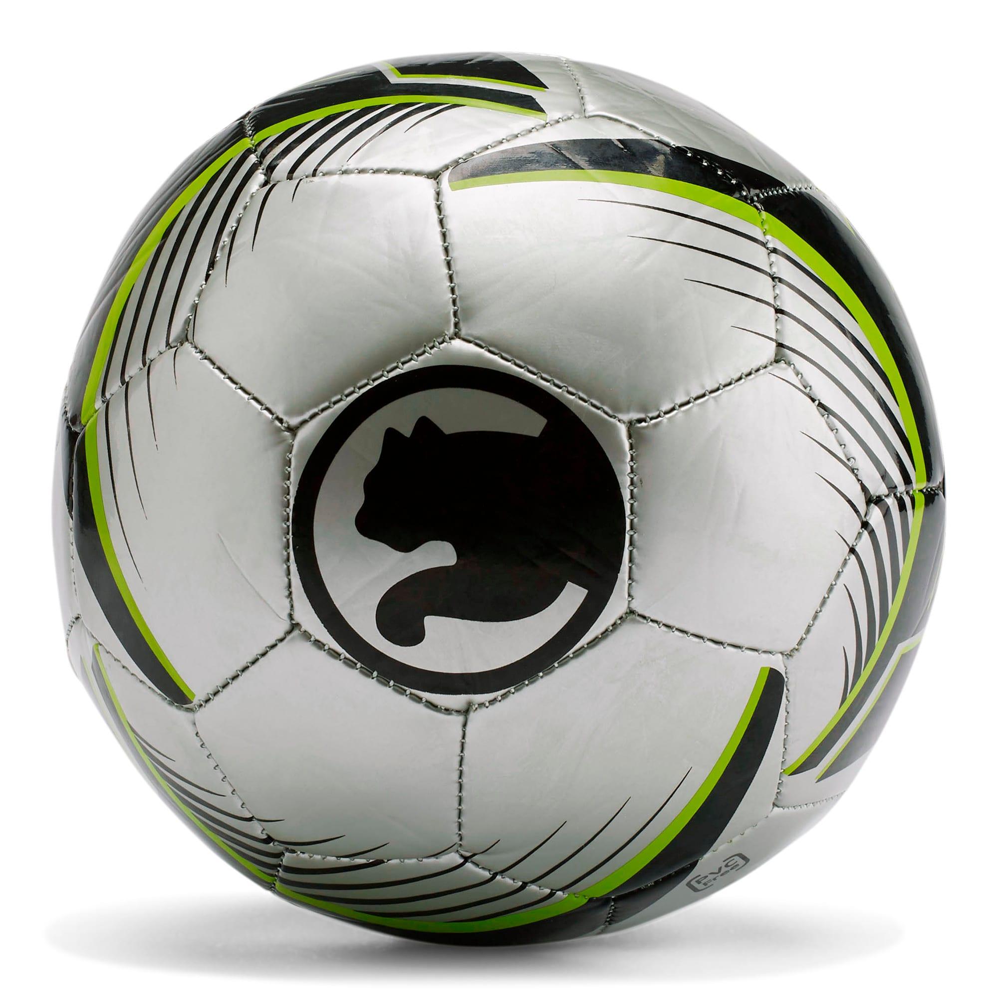 Thumbnail 1 of ProCat Offside Soccer Ball, SILVER, medium