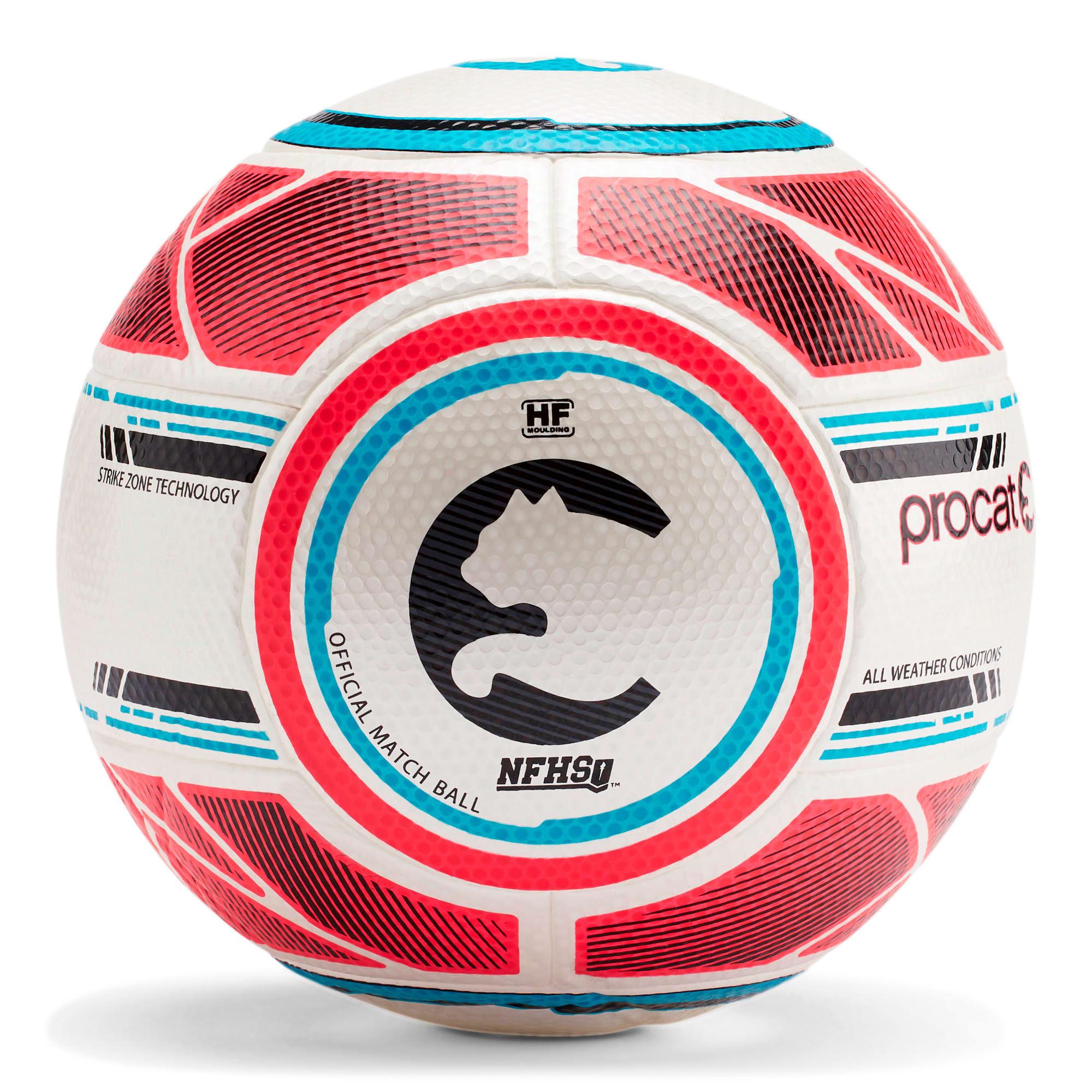 Thumbnail 1 of ProCat ProComp Soccer Ball, CORAL, medium