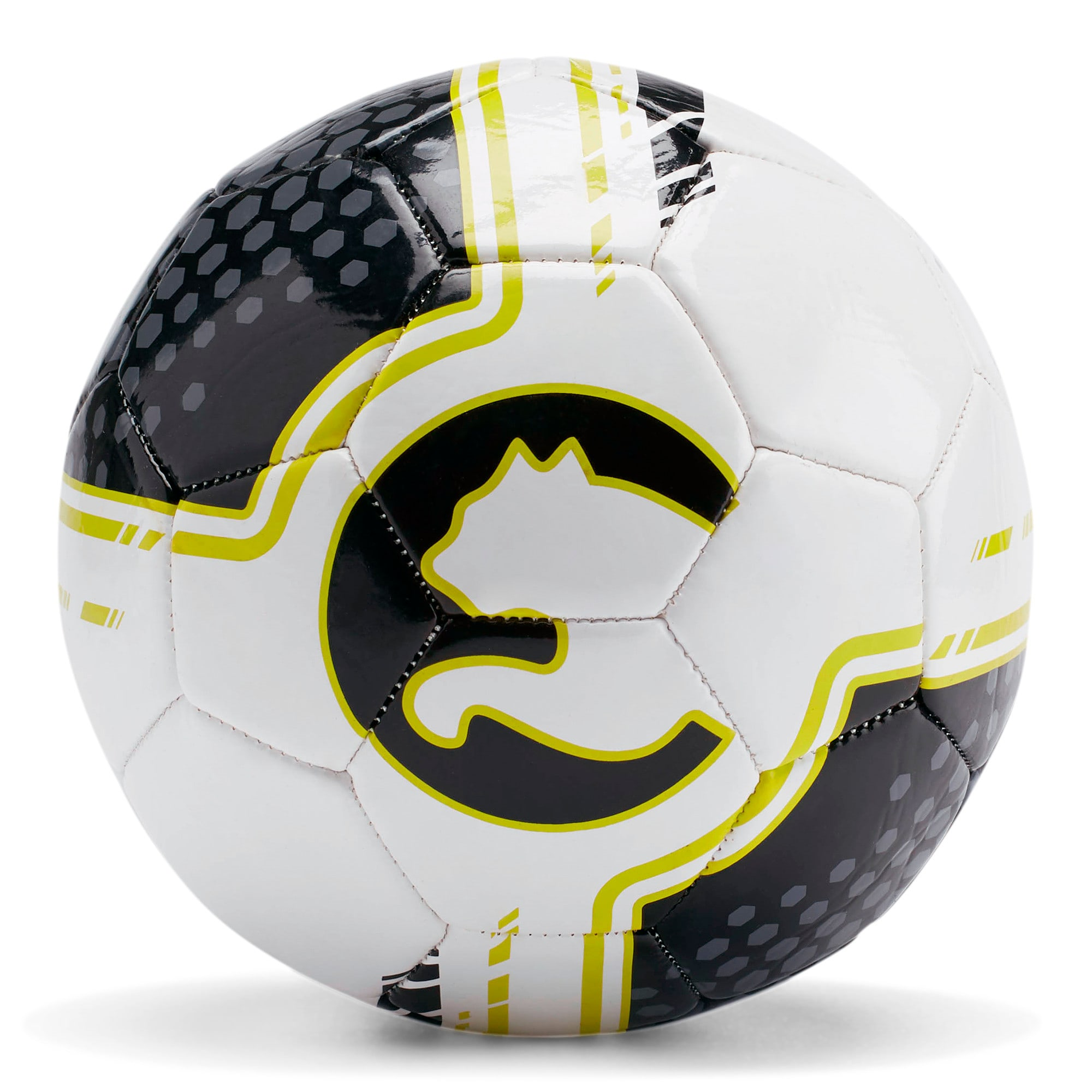Thumbnail 1 of ProCat Scoreline 2.0 Soccer Ball, LIME, medium