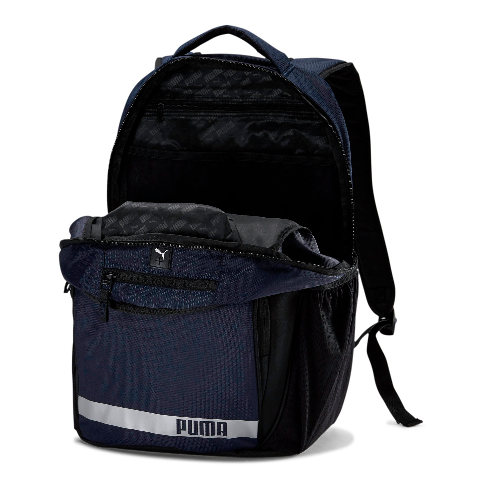 Thumbnail 3 of Formation 2.0 Ball Backpack, Navy, medium