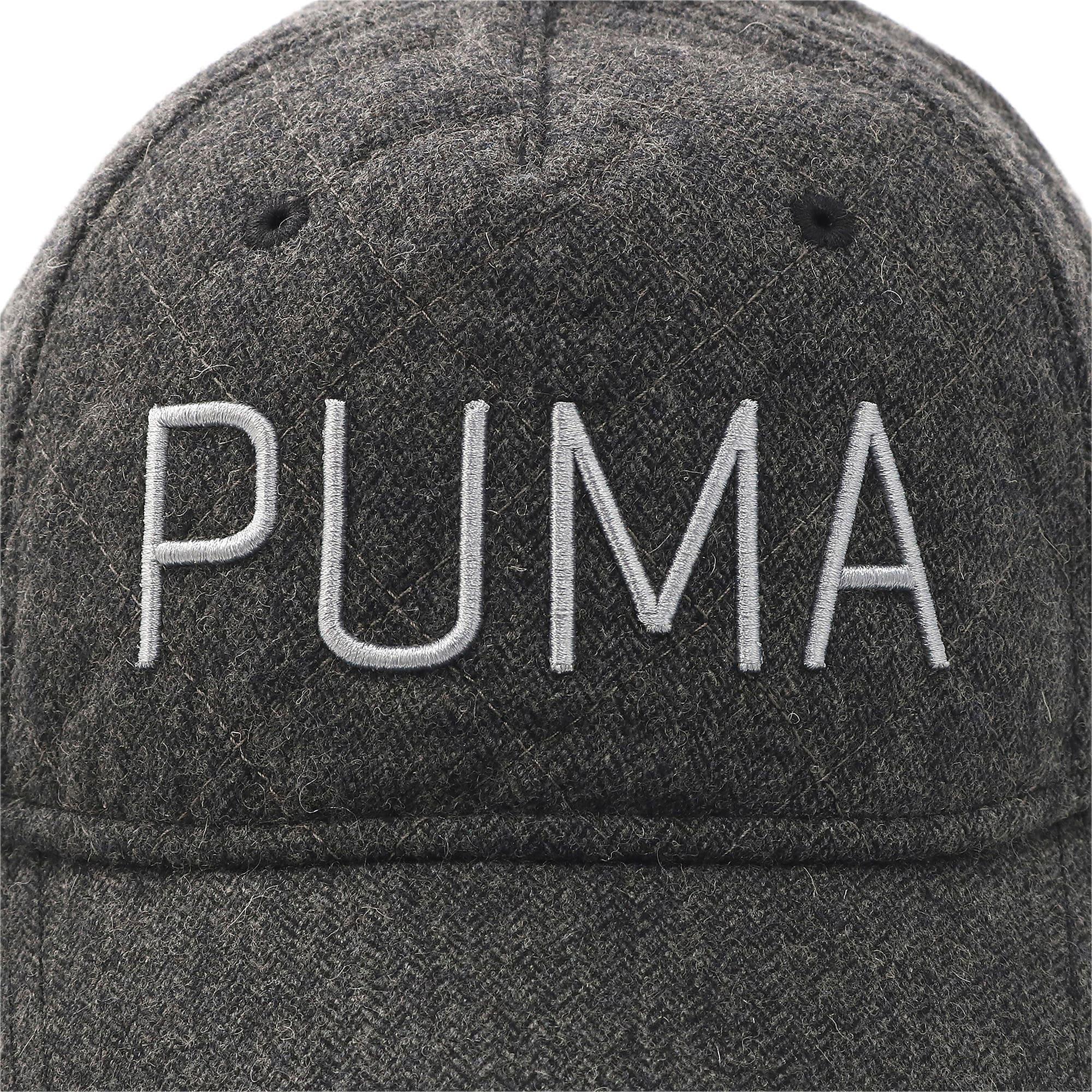 Thumbnail 5 of ゴルフ キルト キャップ, Puma Black, medium-JPN