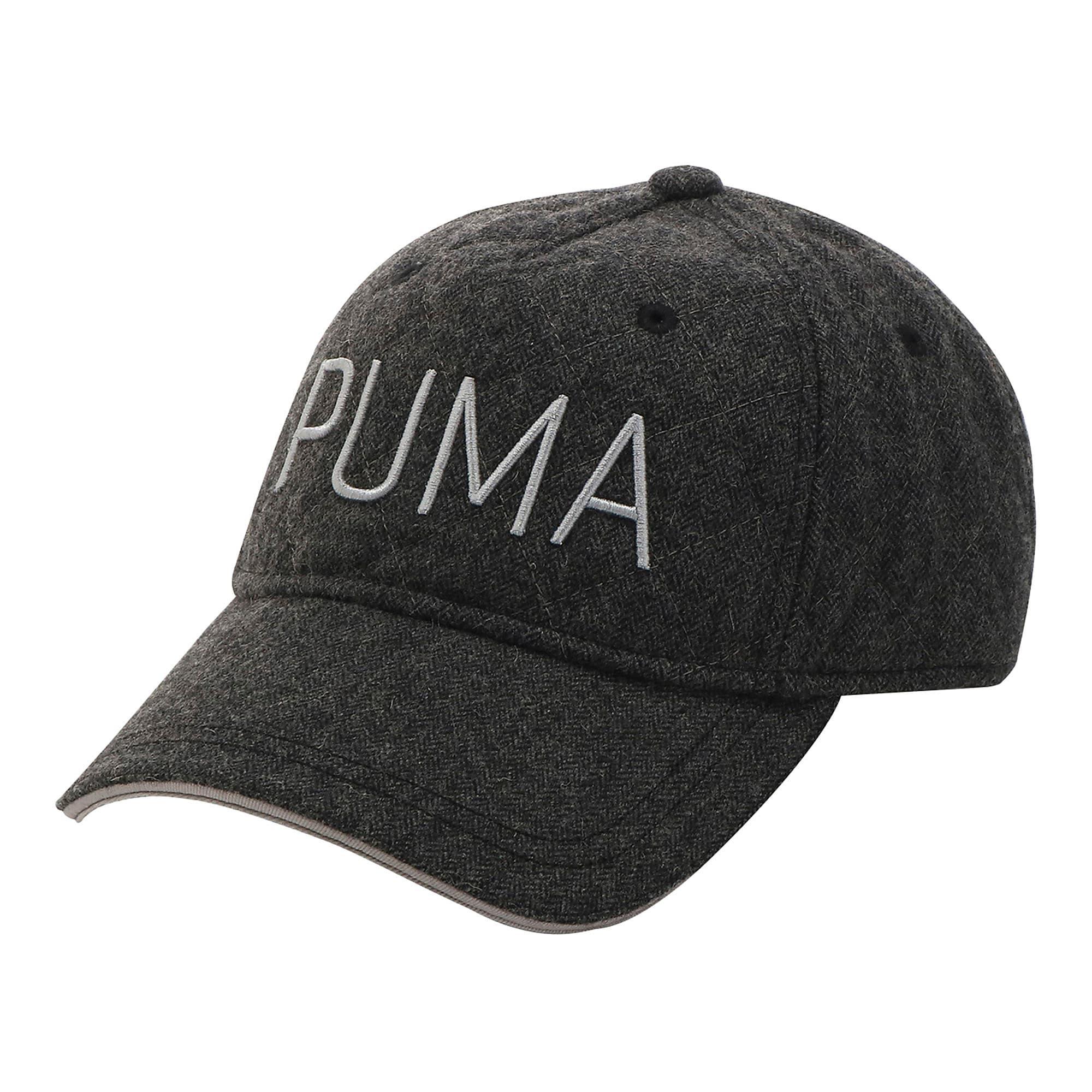 Thumbnail 1 of ゴルフ キルト キャップ, Puma Black, medium-JPN