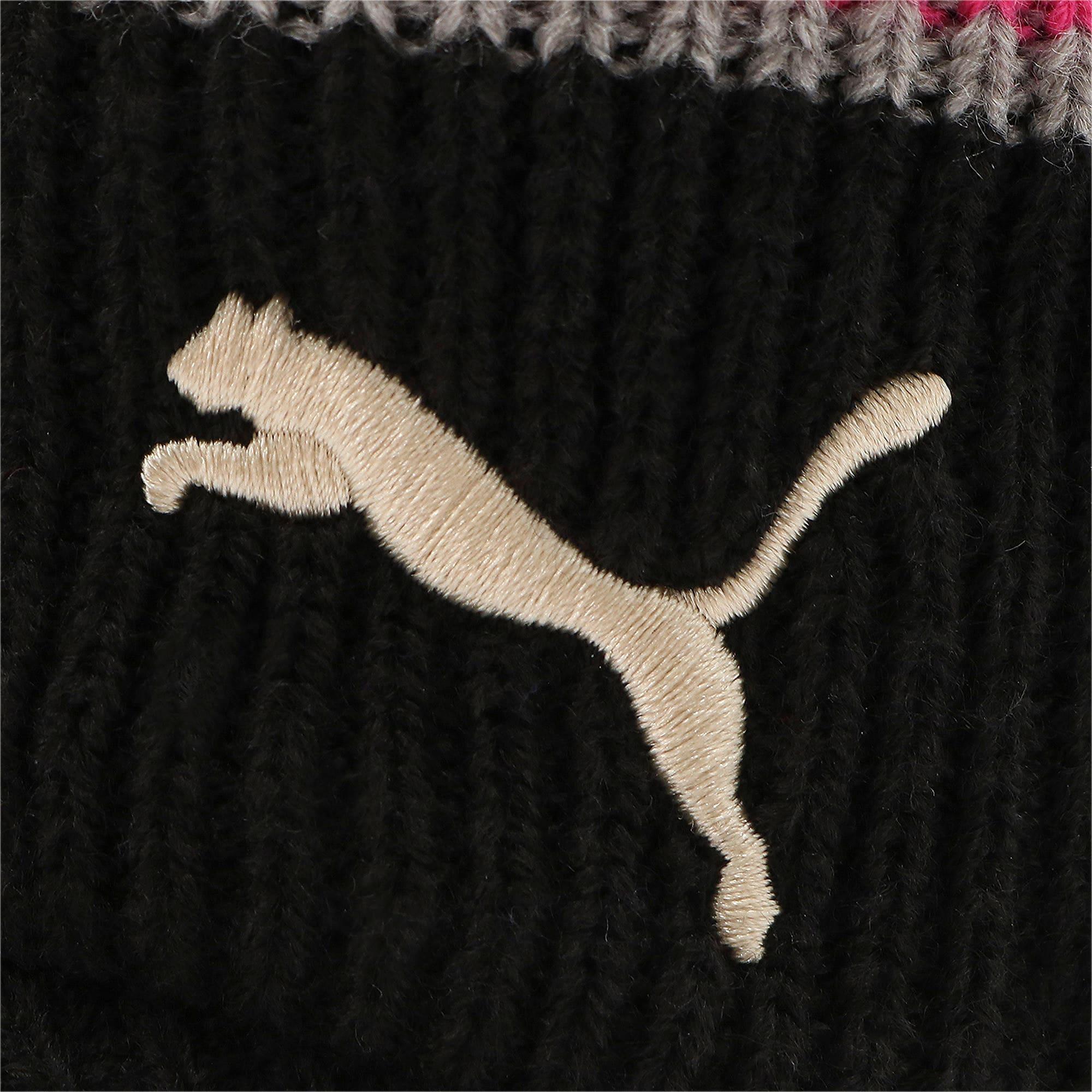 Thumbnail 3 of ゴルフ ウィメンズ ブリム ビーニー, Puma Black, medium-JPN