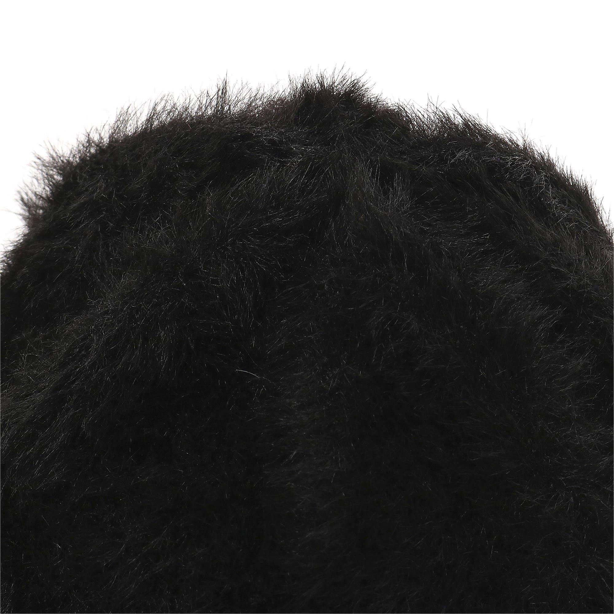 Thumbnail 4 of ゴルフ ウィメンズ ブリム ビーニー, Puma Black, medium-JPN