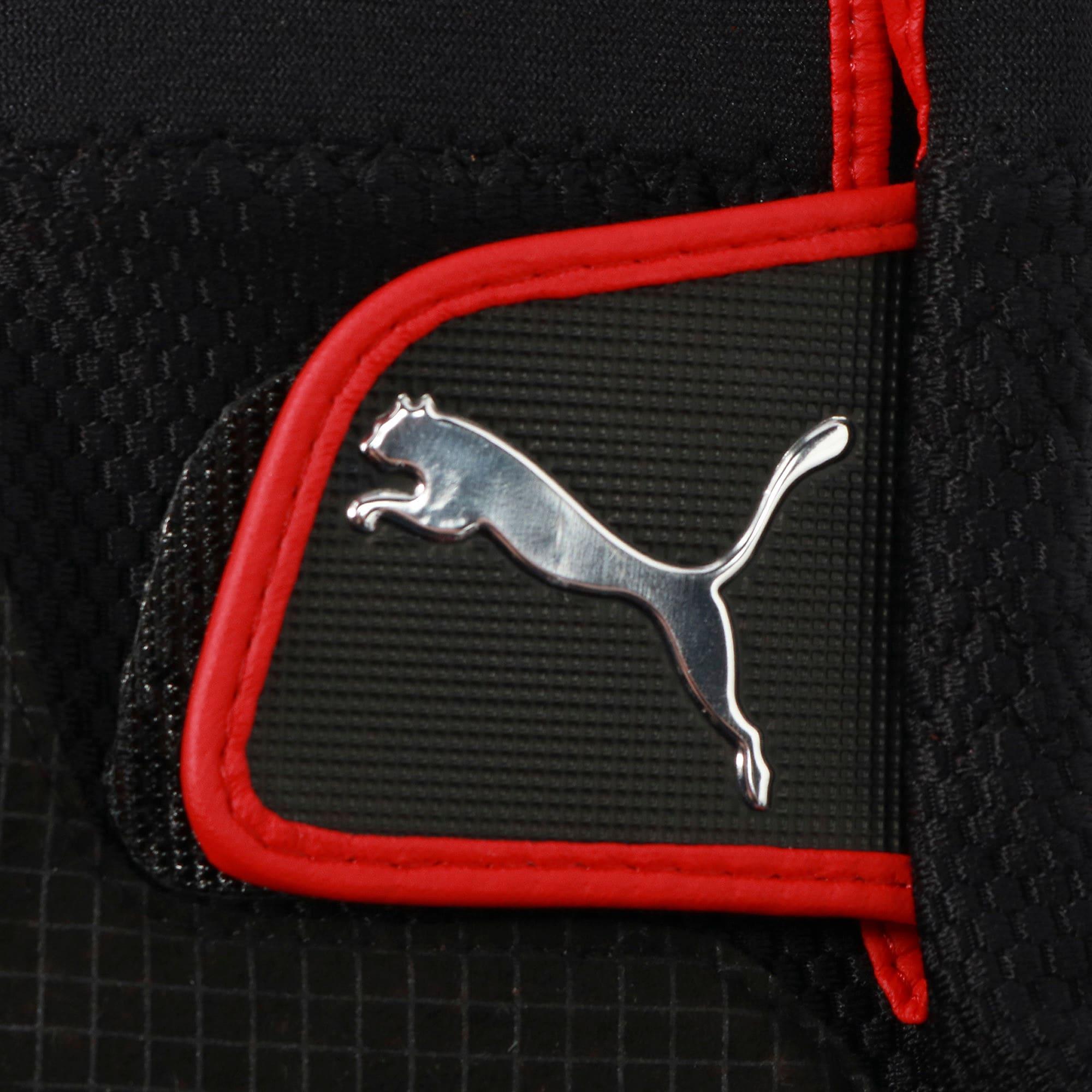 Thumbnail 3 of ゴルフ 3D ウィンター グローブ, Puma Black / High Risk Red, medium-JPN
