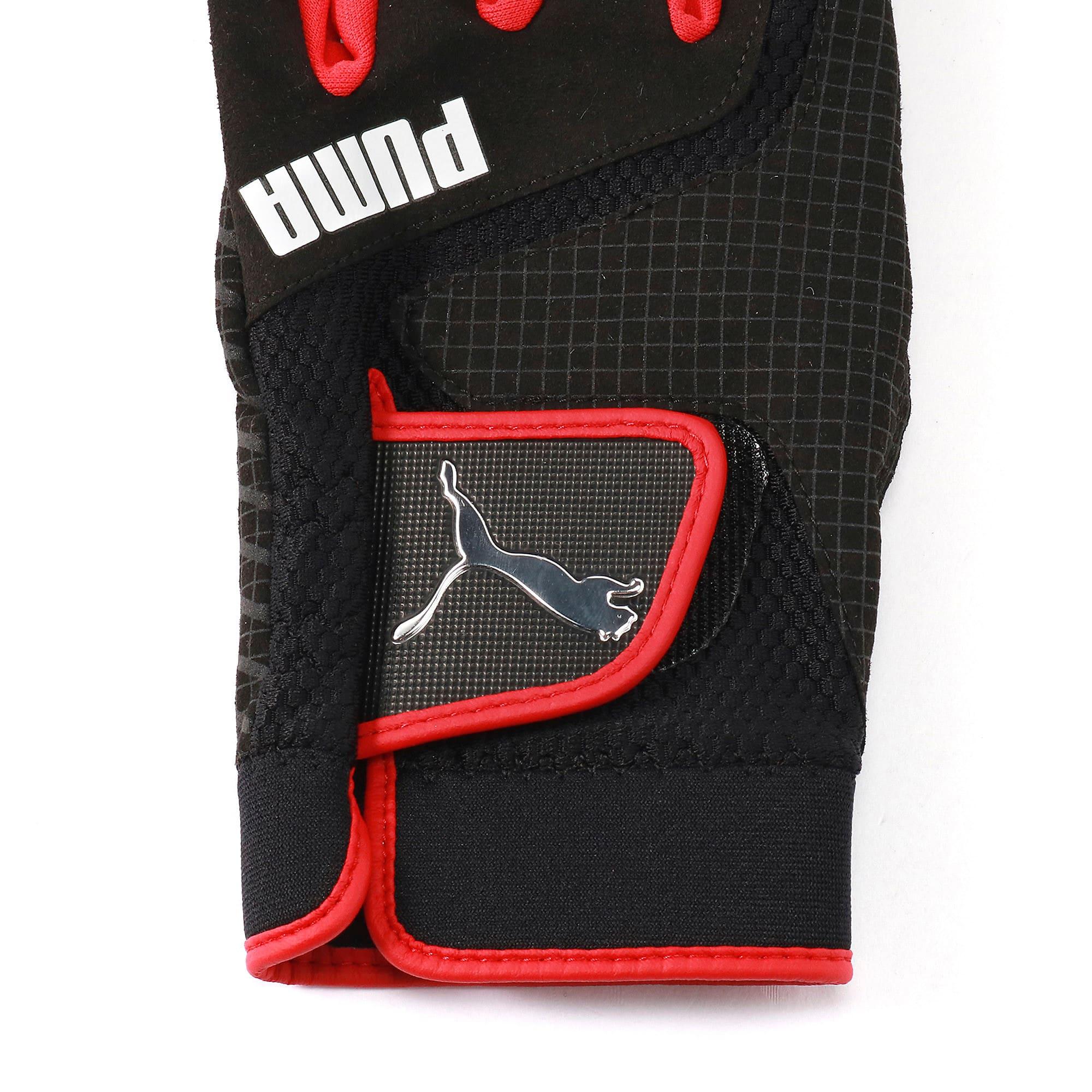 Thumbnail 5 of ゴルフ 3D ウィンター グローブ, Puma Black / High Risk Red, medium-JPN